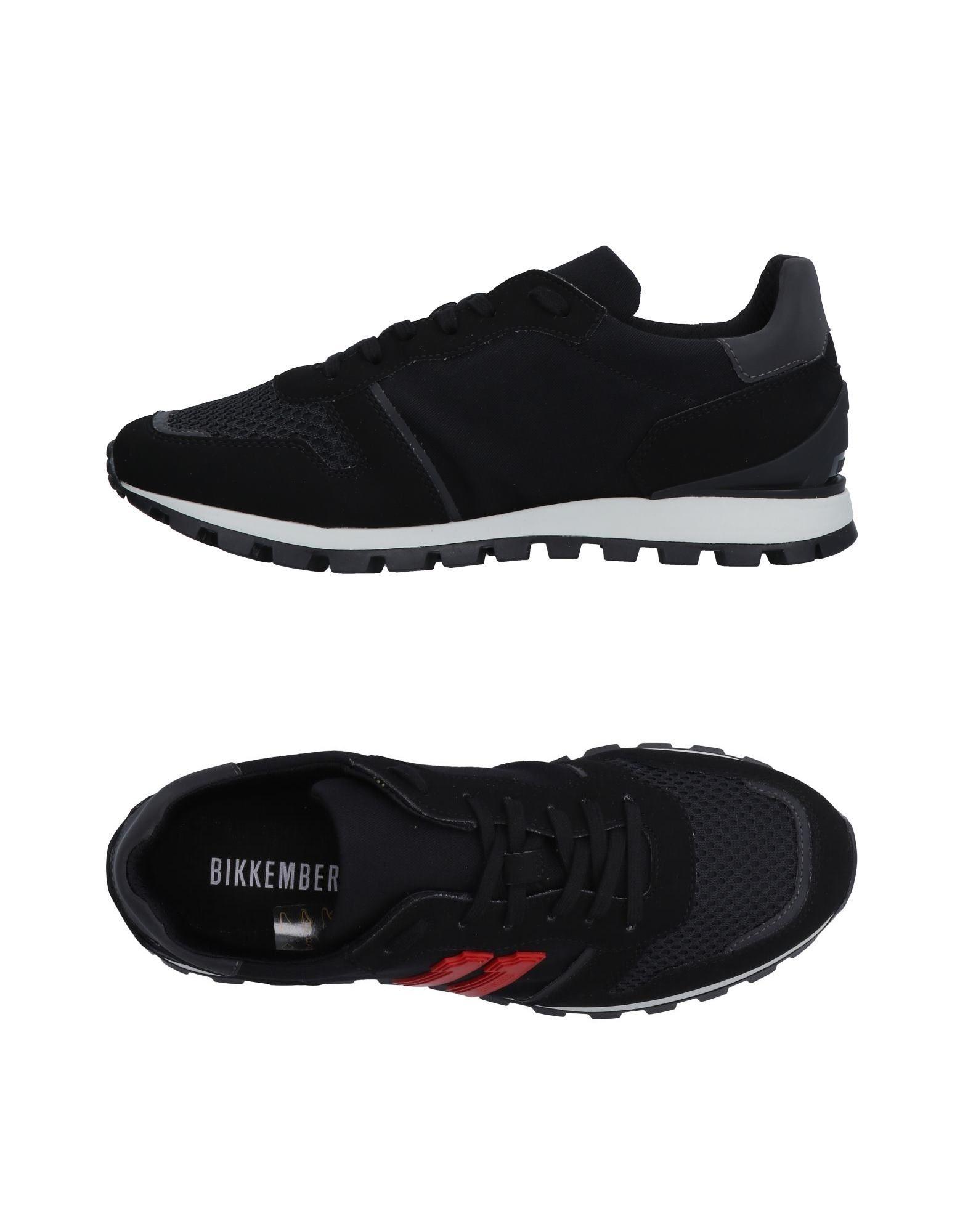 Rabatt echte Schuhe Bikkembergs Sneakers Herren  11520630ET
