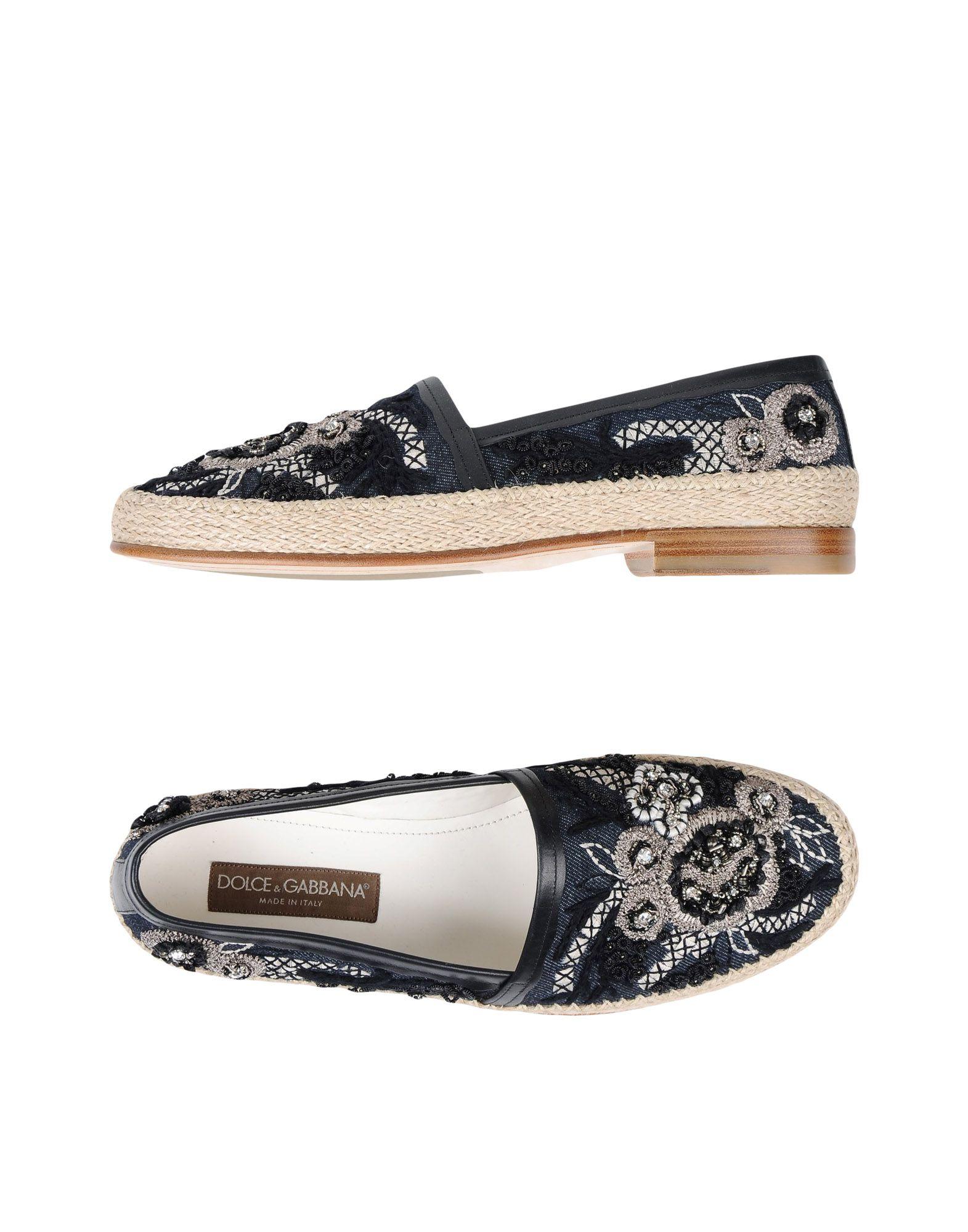 Dolce & Gabbana Gabbana Gabbana Espadrilles - Men Dolce & Gabbana Espadrilles online on  Canada - 11520662WA 61412c