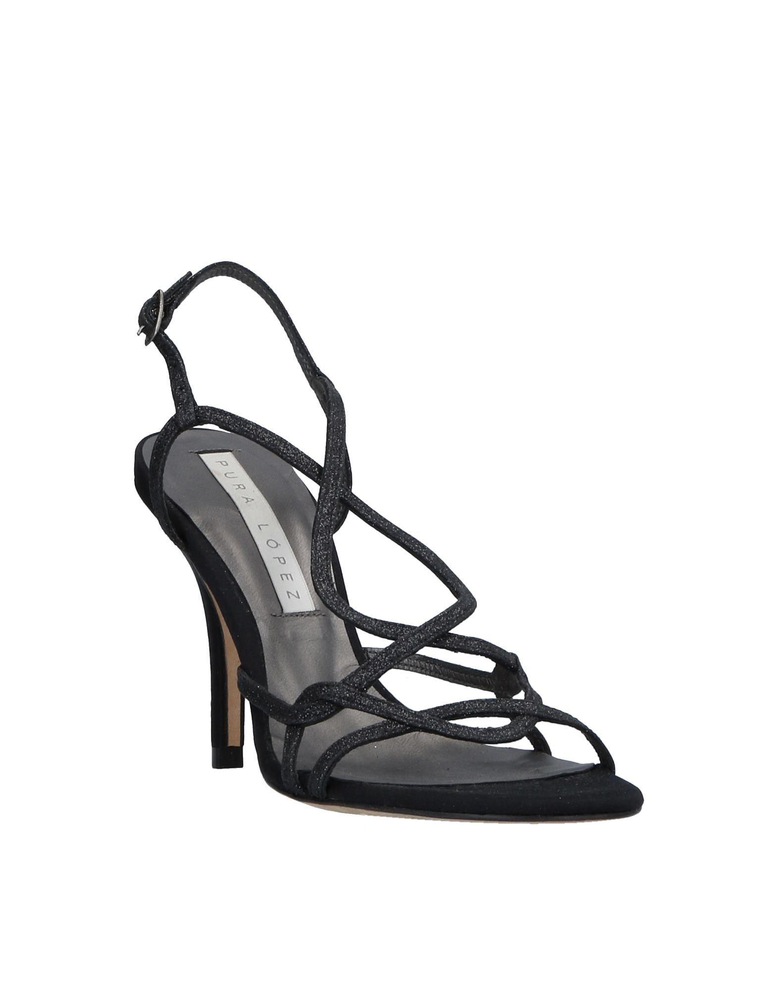 Pura López Sandalen Damen Neue  11520753UV Neue Damen Schuhe 62c16e