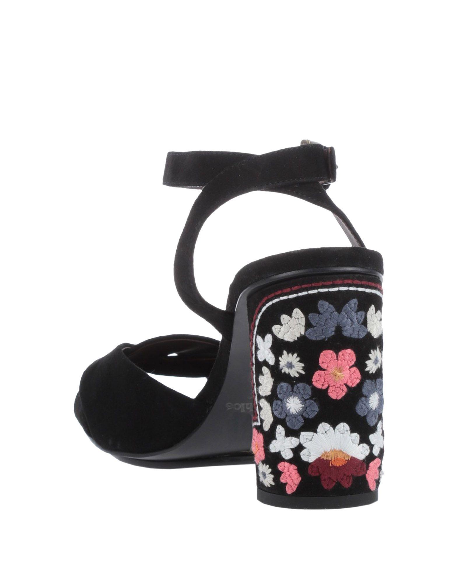 Stilvolle billige Schuhe See  By Chloé Sandalen Damen  See 11520778JU 8ca0c6