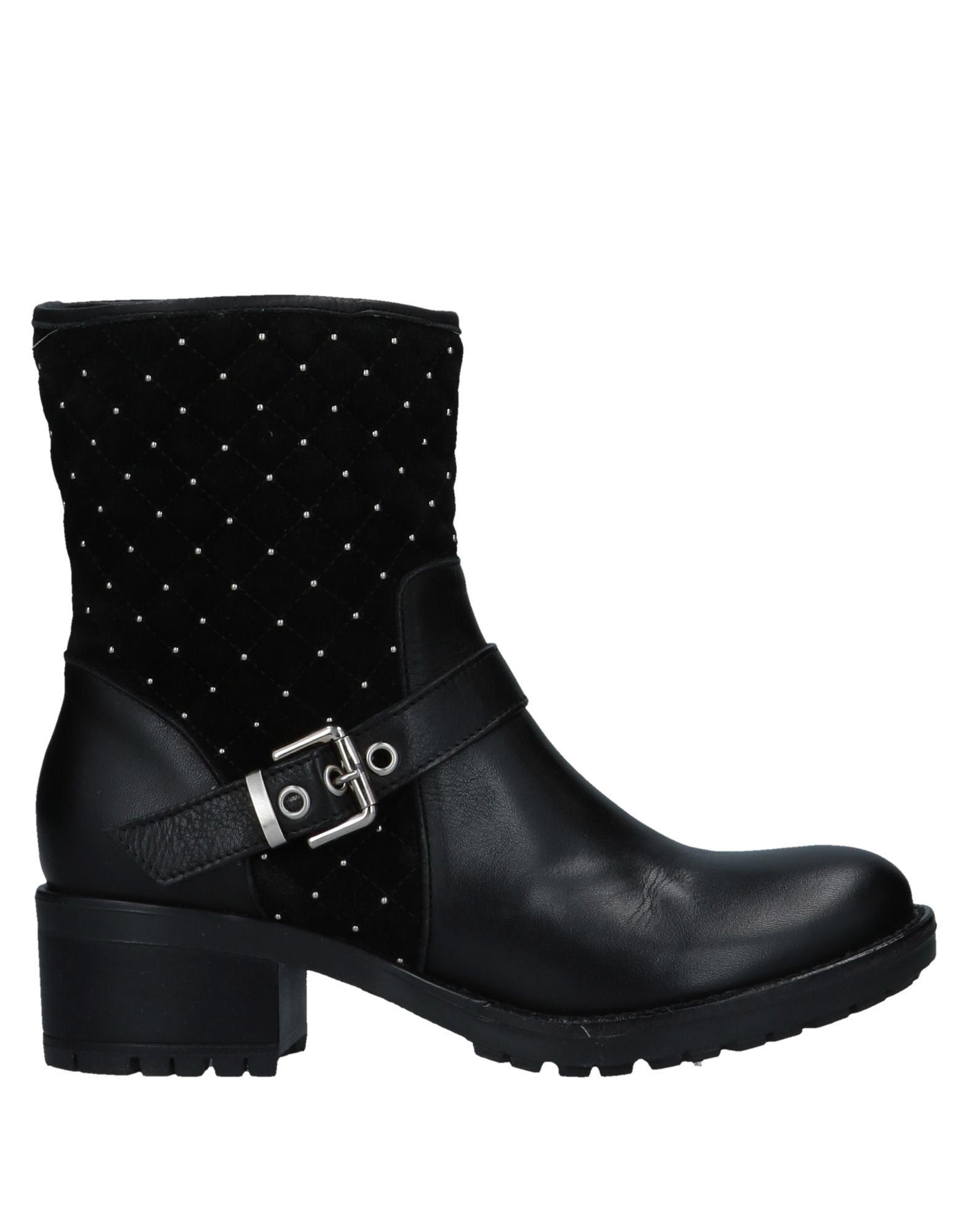 Bottine Emanuela Passeri Femme - Les Bottines Emanuela Passeri Noir Les - chaussures les plus populaires pour les hommes et les femmes 001676