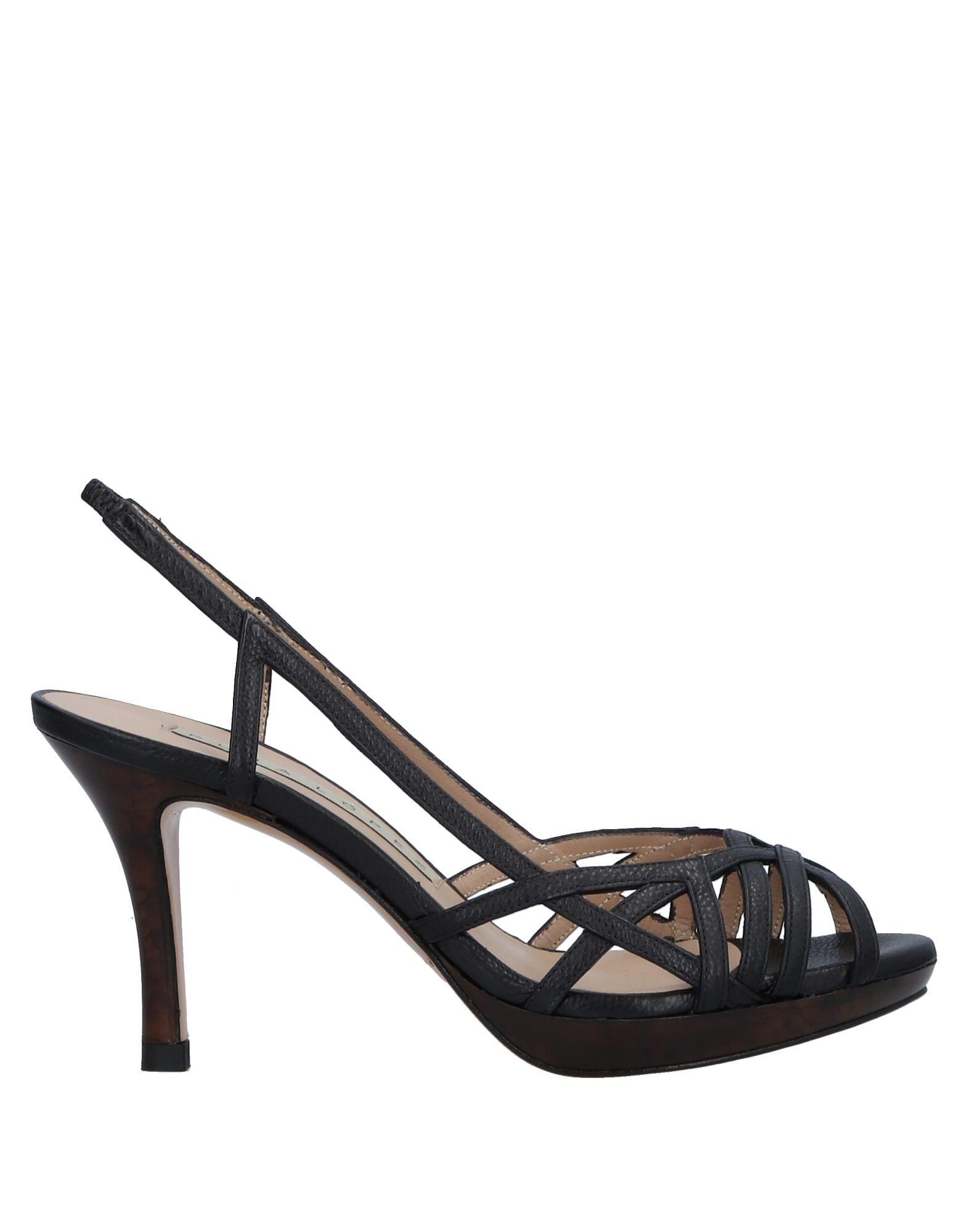 Pura López Sandalen Damen  11520810LBGut aussehende strapazierfähige Schuhe