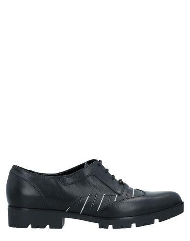 Zapato Passeri De Cordones Emanuela Passeri Zapato Mujer - Zapatos De Cordones Emanuela Passeri - 11520815PP Negro 05d1ab