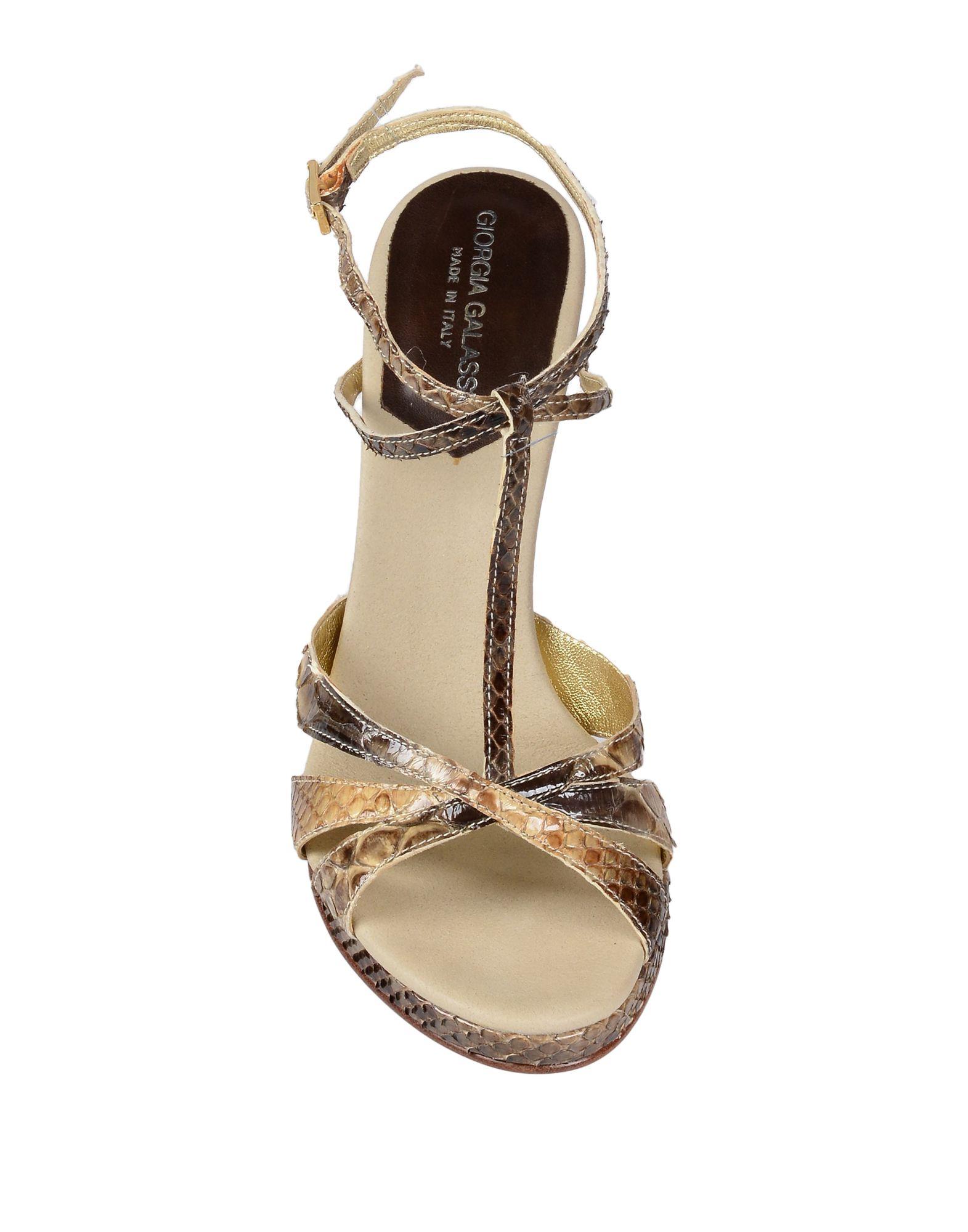Stilvolle billige Schuhe Giorgia 11520848JT Galassi Sandalen Damen  11520848JT Giorgia 4134a7