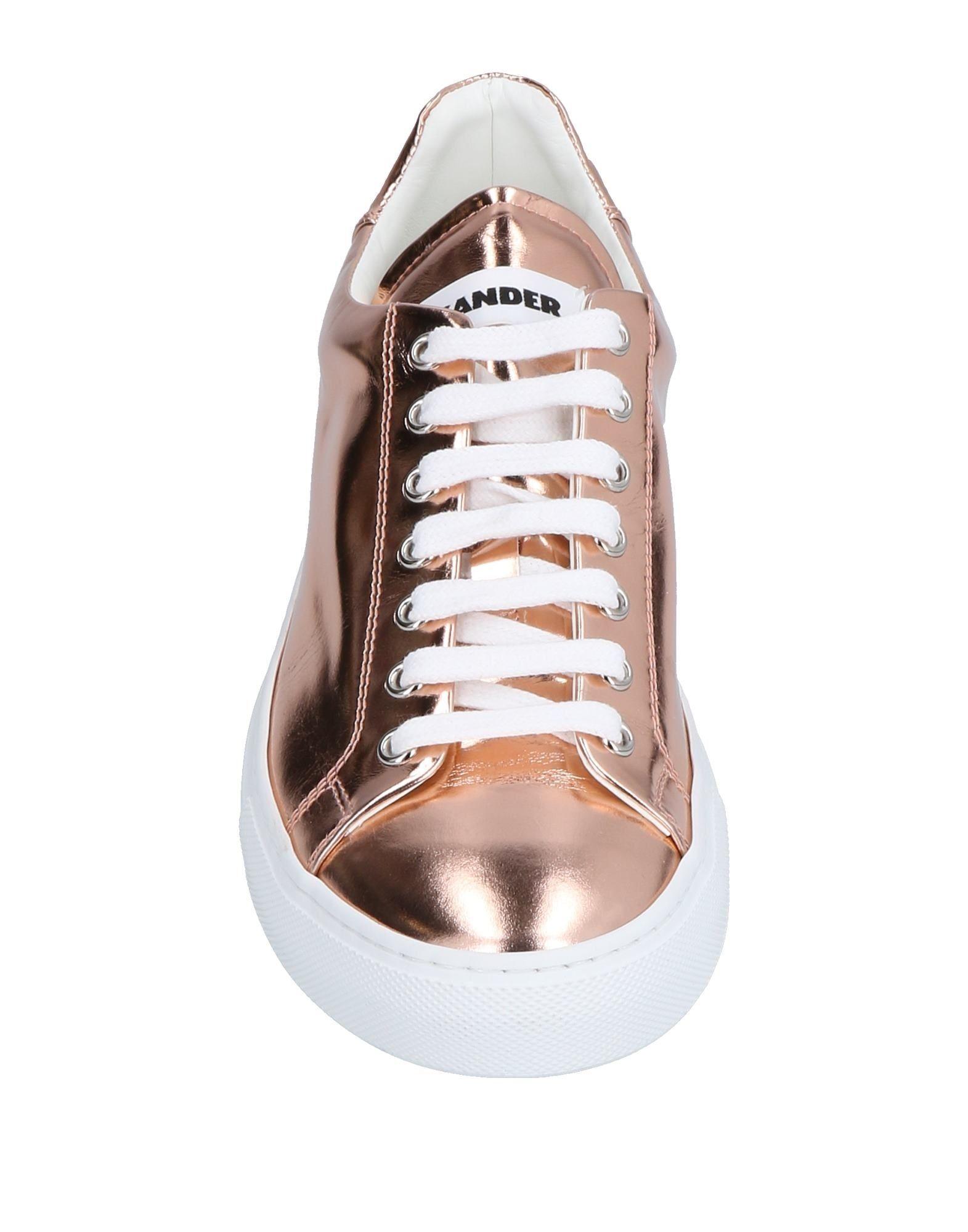 Rabatt Schuhe Jil Sander Sneakers Damen  11520853QE