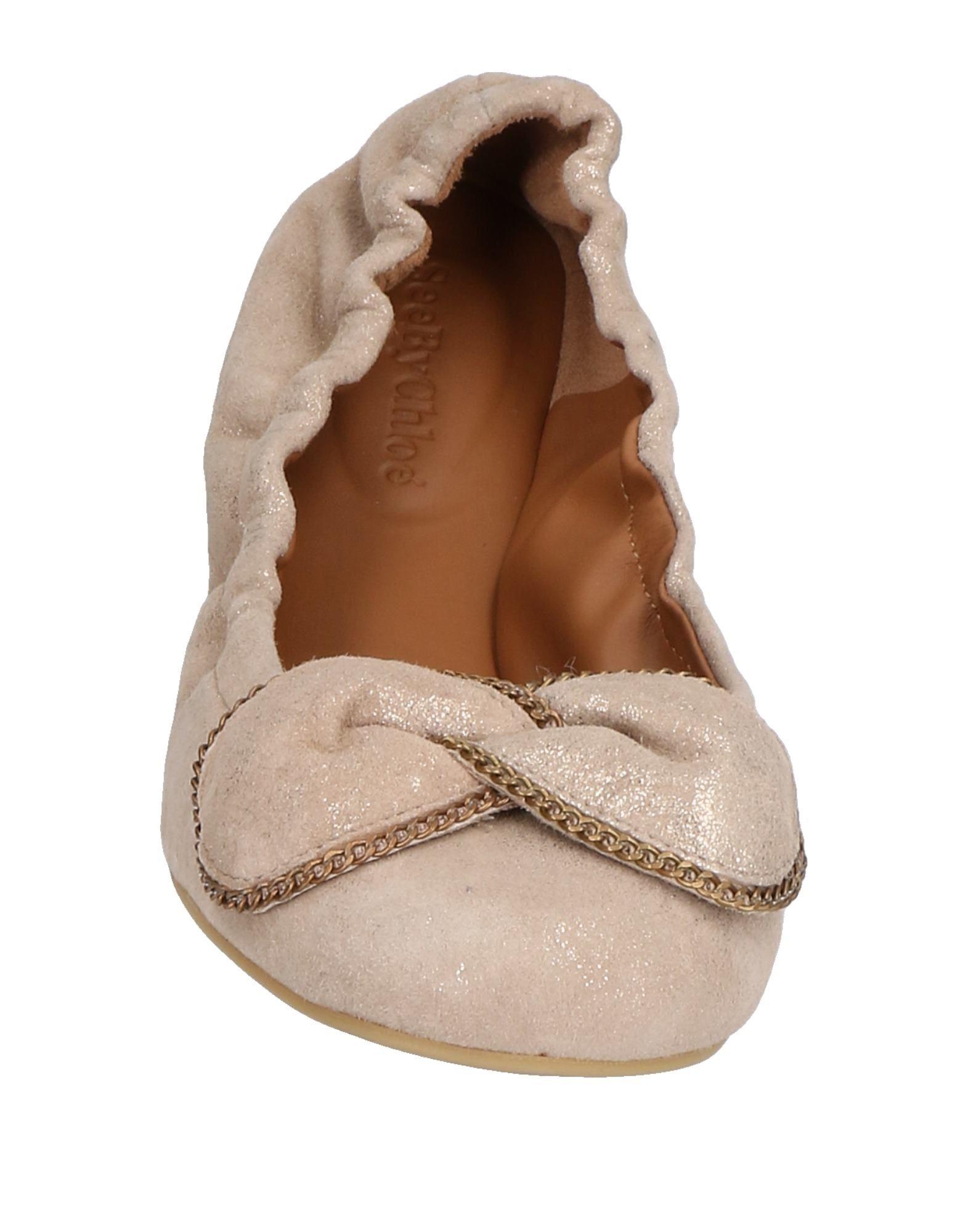 See By Ballerinas Chloé Ballerinas By Damen  11520902MK Neue Schuhe c1bfe4
