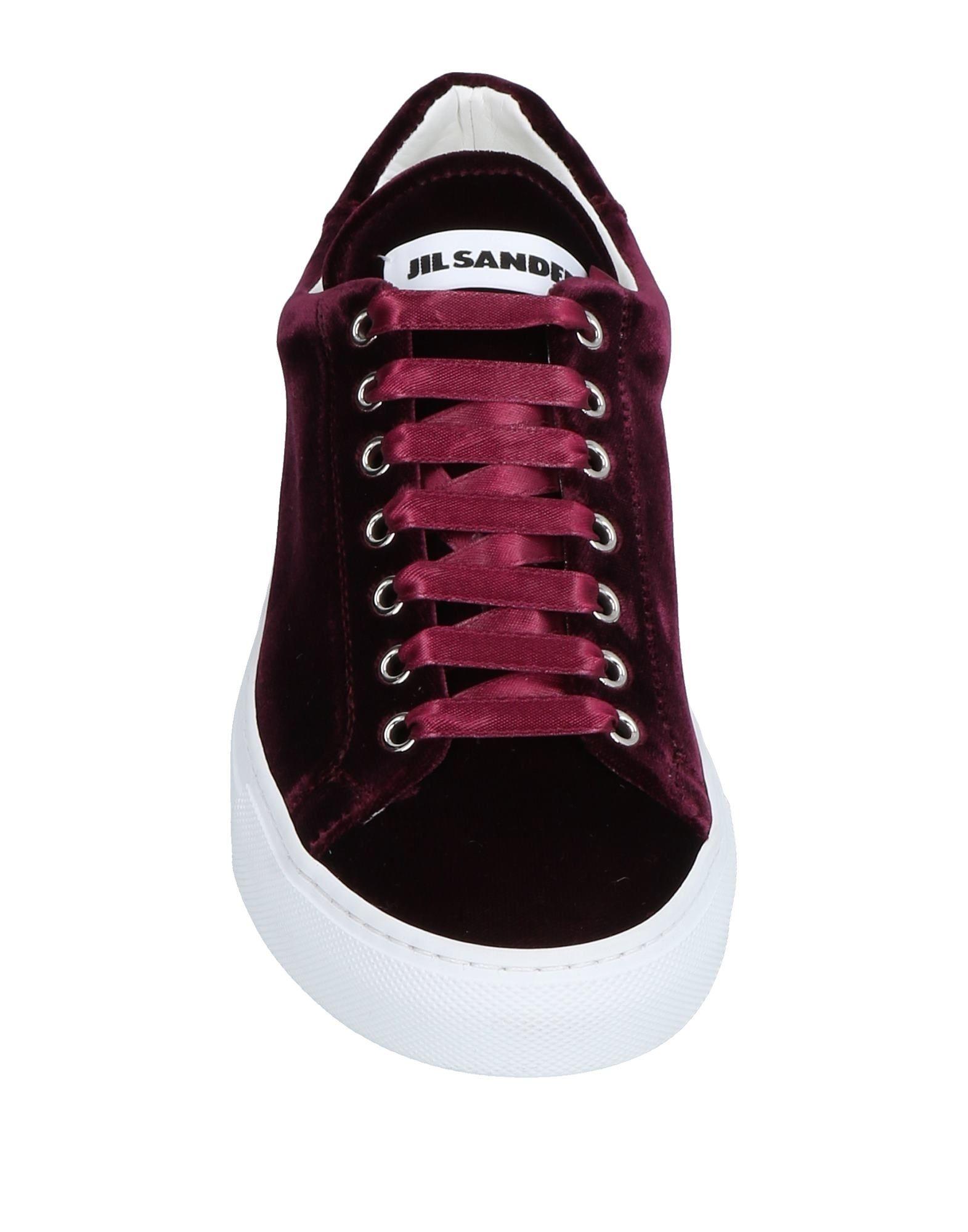 Rabatt Schuhe Jil Sander Sneakers Sneakers Sander Damen  11520924MW 2c8f96