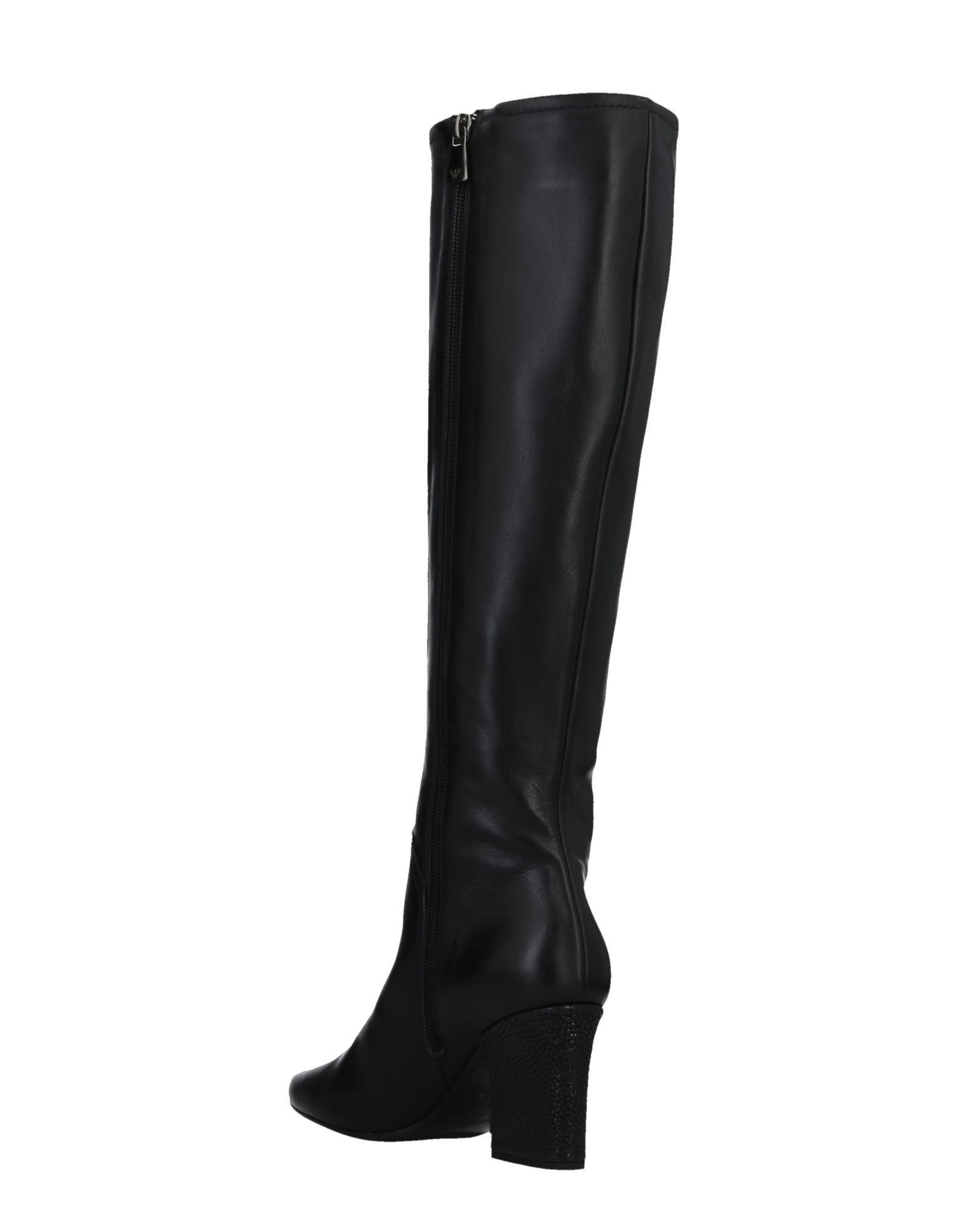 Emporio Armani Stiefel Damen Damen Stiefel  11520951DC Neue Schuhe e5b9fb