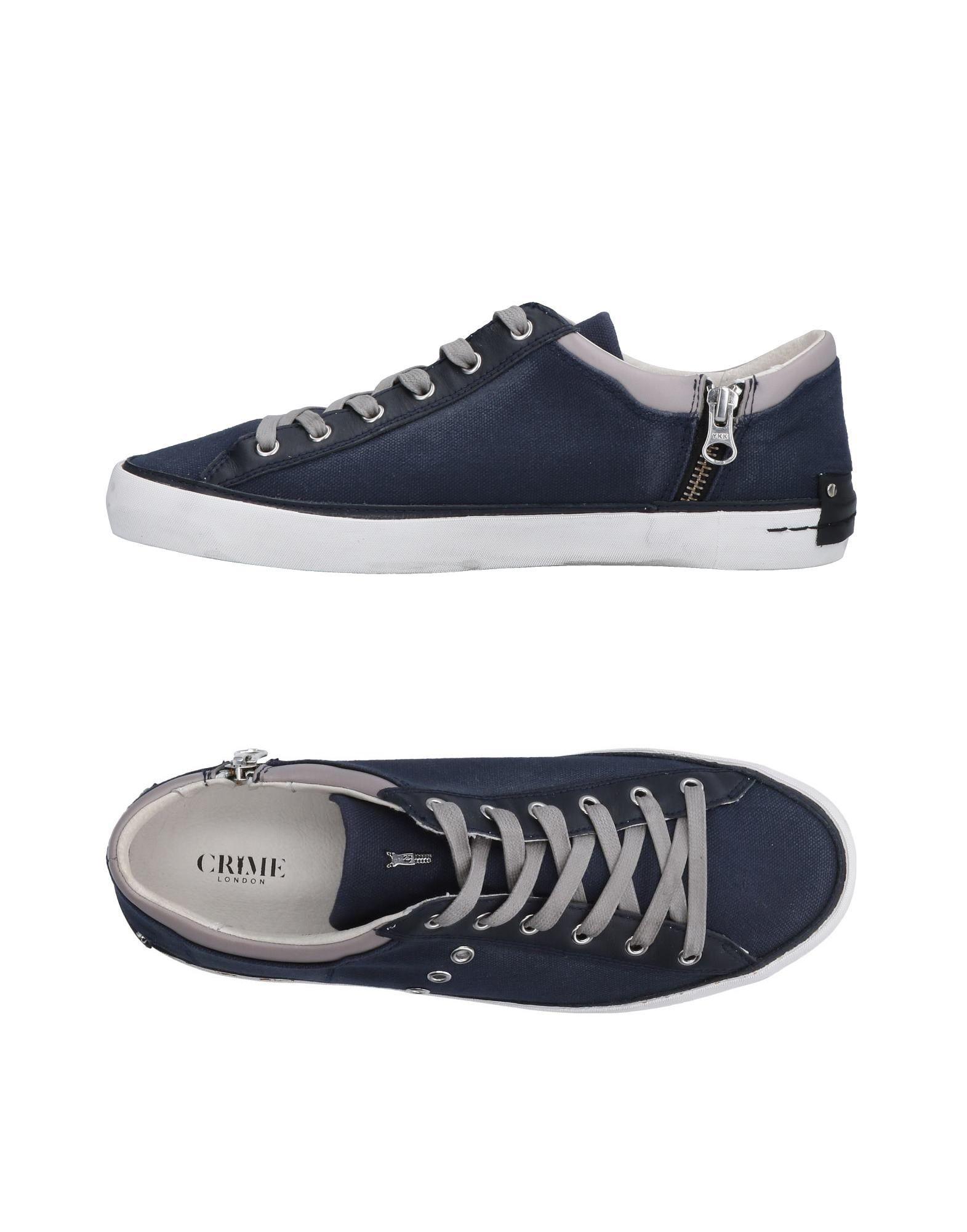 Rabatt echte Schuhe Crime London Sneakers Herren  11520980PN
