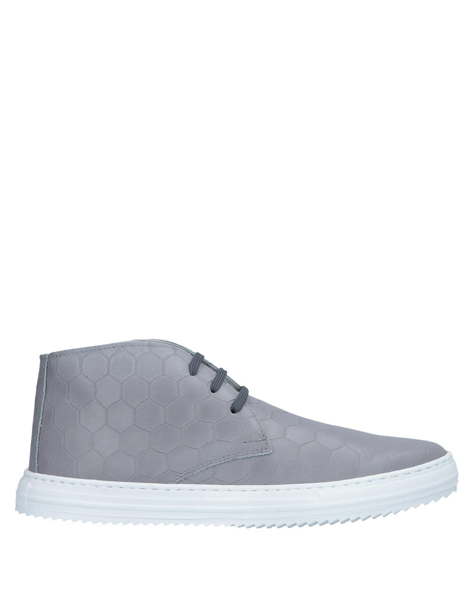 Sneakers Fratelli Circondato Homme - Sneakers Fratelli Circondato  Gris Dernières chaussures discount pour hommes et femmes