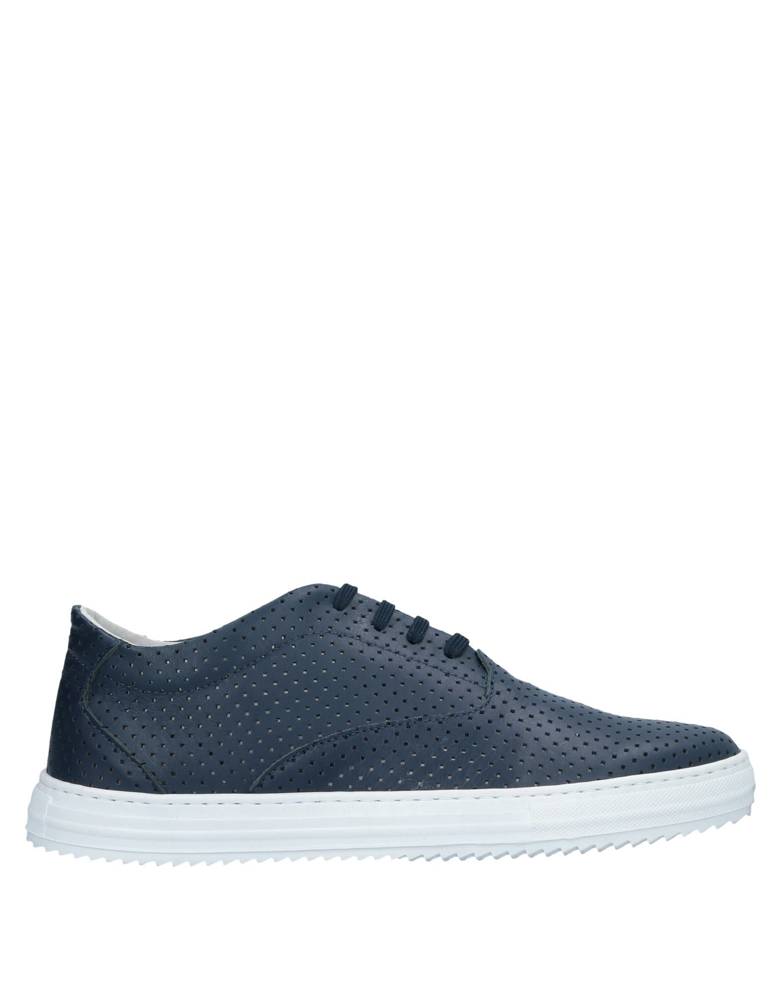 Sneakers Fratelli Circondato Homme - Sneakers Fratelli Circondato  Bleu foncé Chaussures casual sauvages