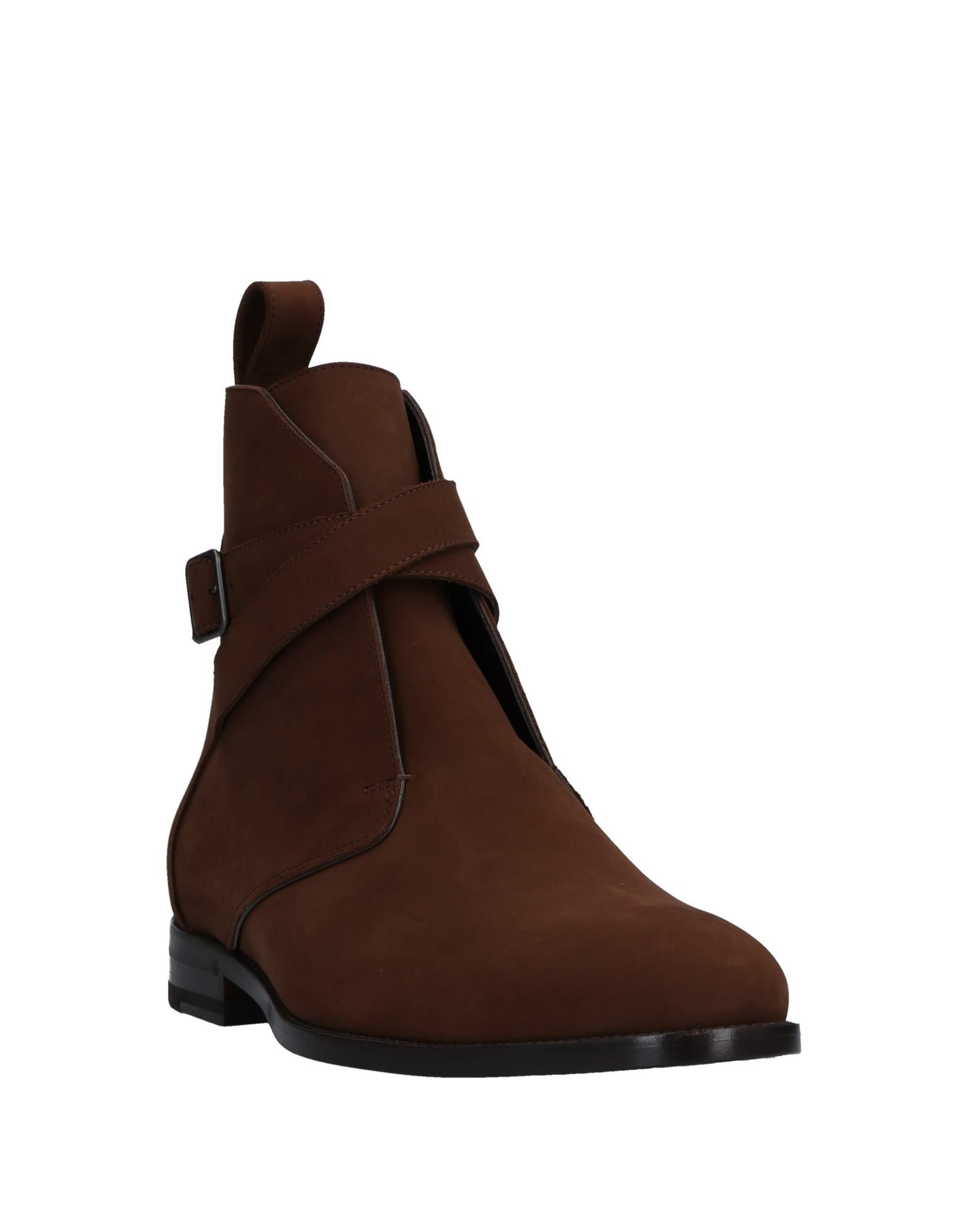 Saint Laurent Stiefelette Herren beliebte  11521118AG Gute Qualität beliebte Herren Schuhe dcf0bb