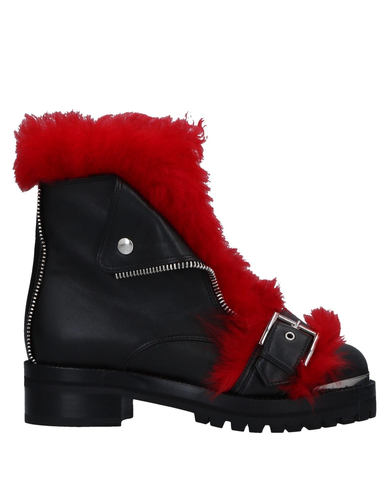 Alexander Mcqueen Stiefelette Damen  11521132WRGünstige gut aussehende Schuhe