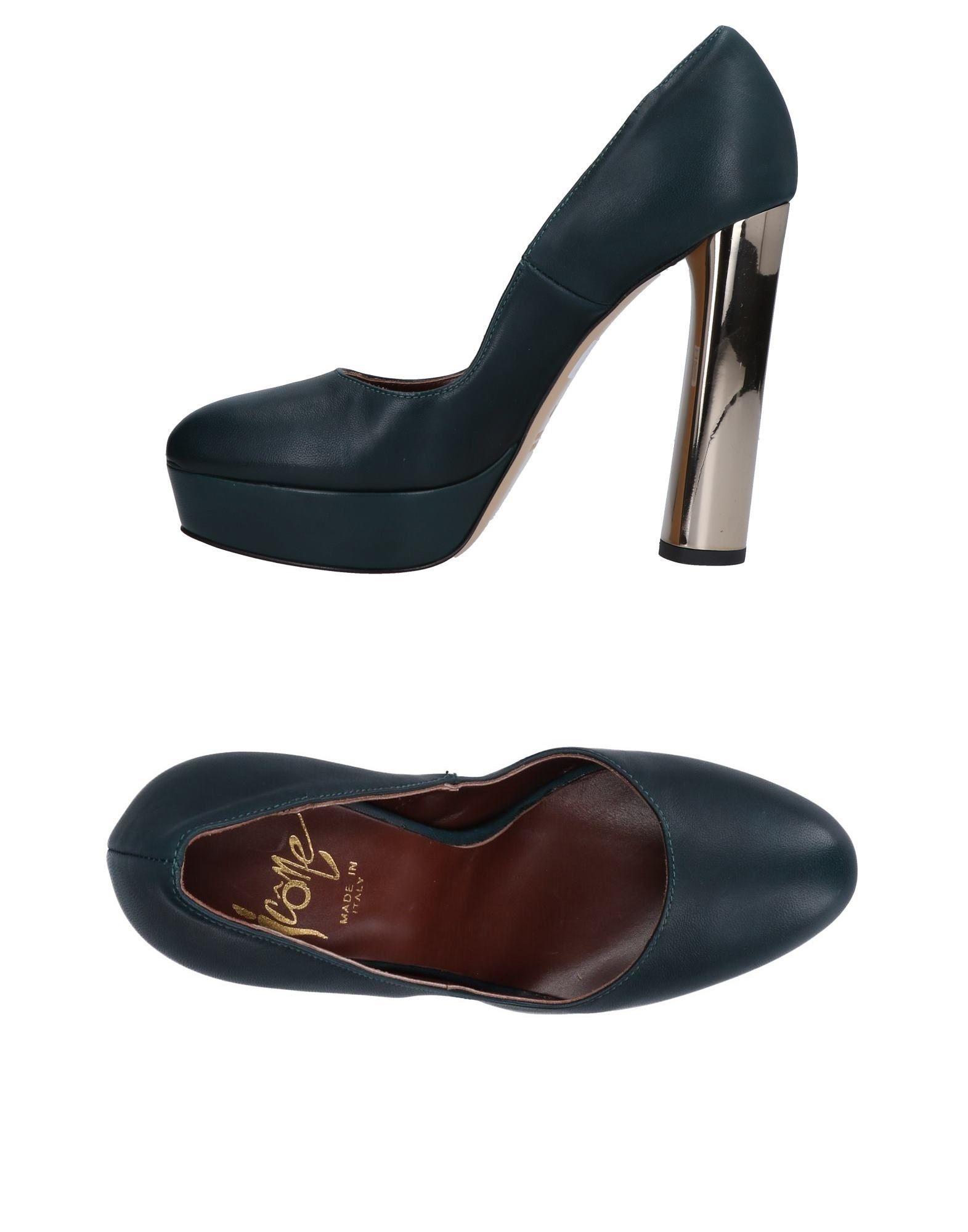 Icône Pumps Damen  11521185RBGut aussehende strapazierfähige Schuhe