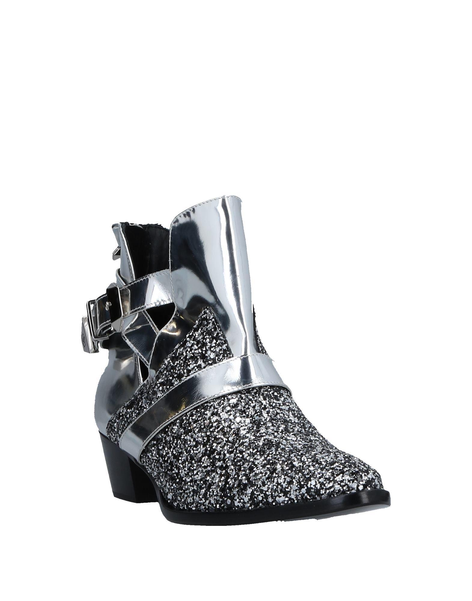 Philipp Plein Stiefelette Damen Schuhe  11521214AMGünstige gut aussehende Schuhe Damen 92cad1