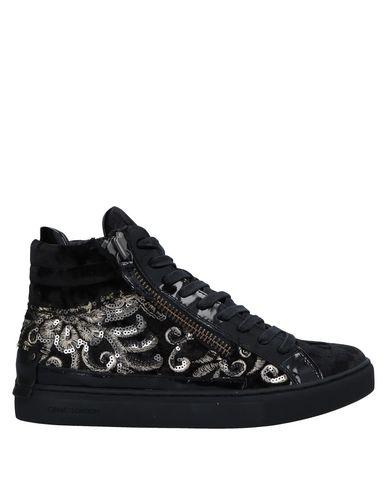 Zapatos cómodos y versátiles Zapatillas Crime London Mujer - Zapatillas Crime London - 11521241JM Negro