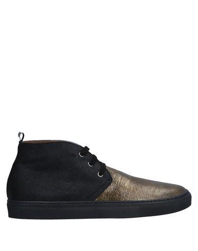 Zapatos de hombres y mujeres de moda casual Botín Ebarrito Hombre - Botines Ebarrito - 11521245RR Negro