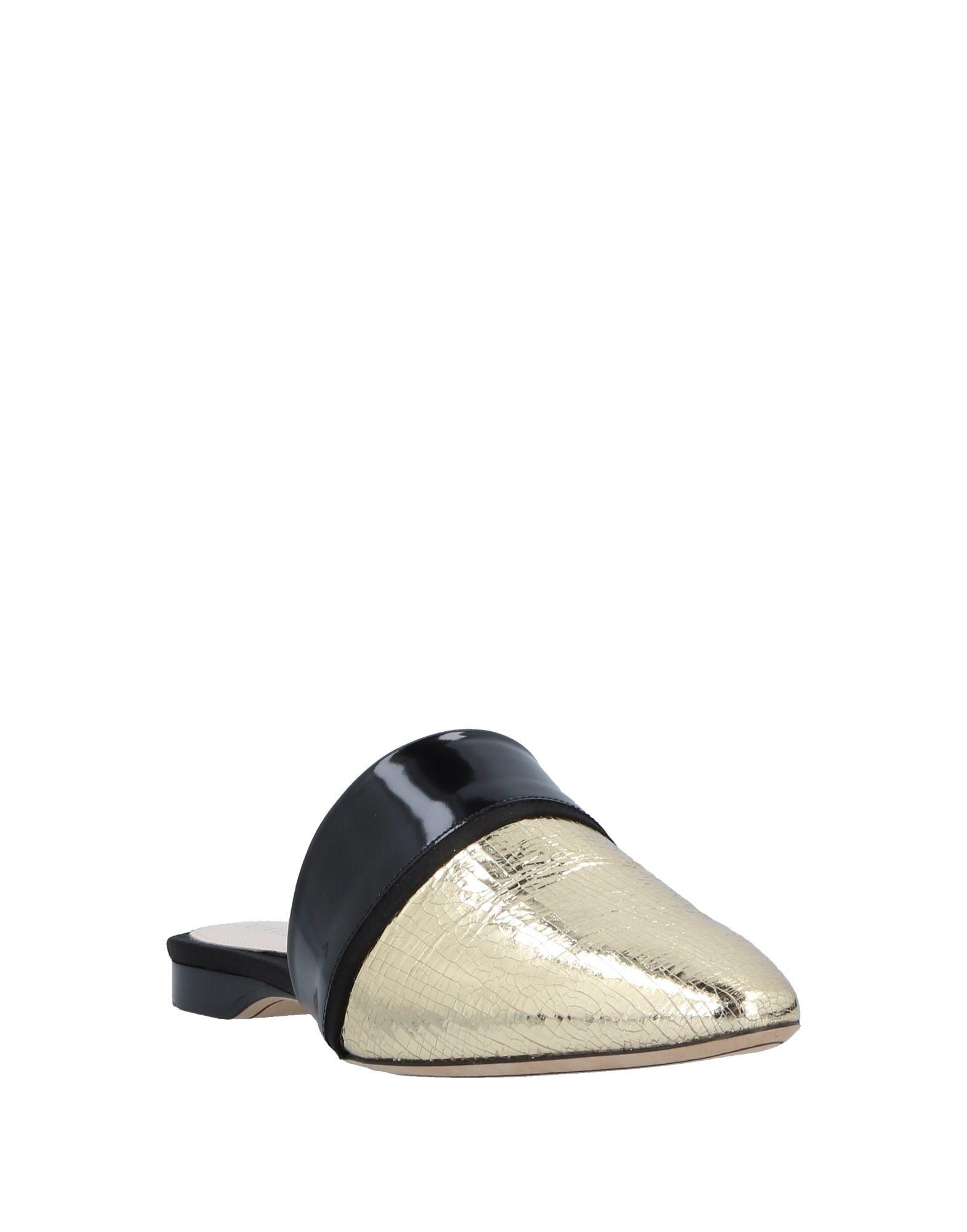 Rabatt Schuhe Nina Ricci  Pantoletten Damen  Ricci 11521331NL 63d237