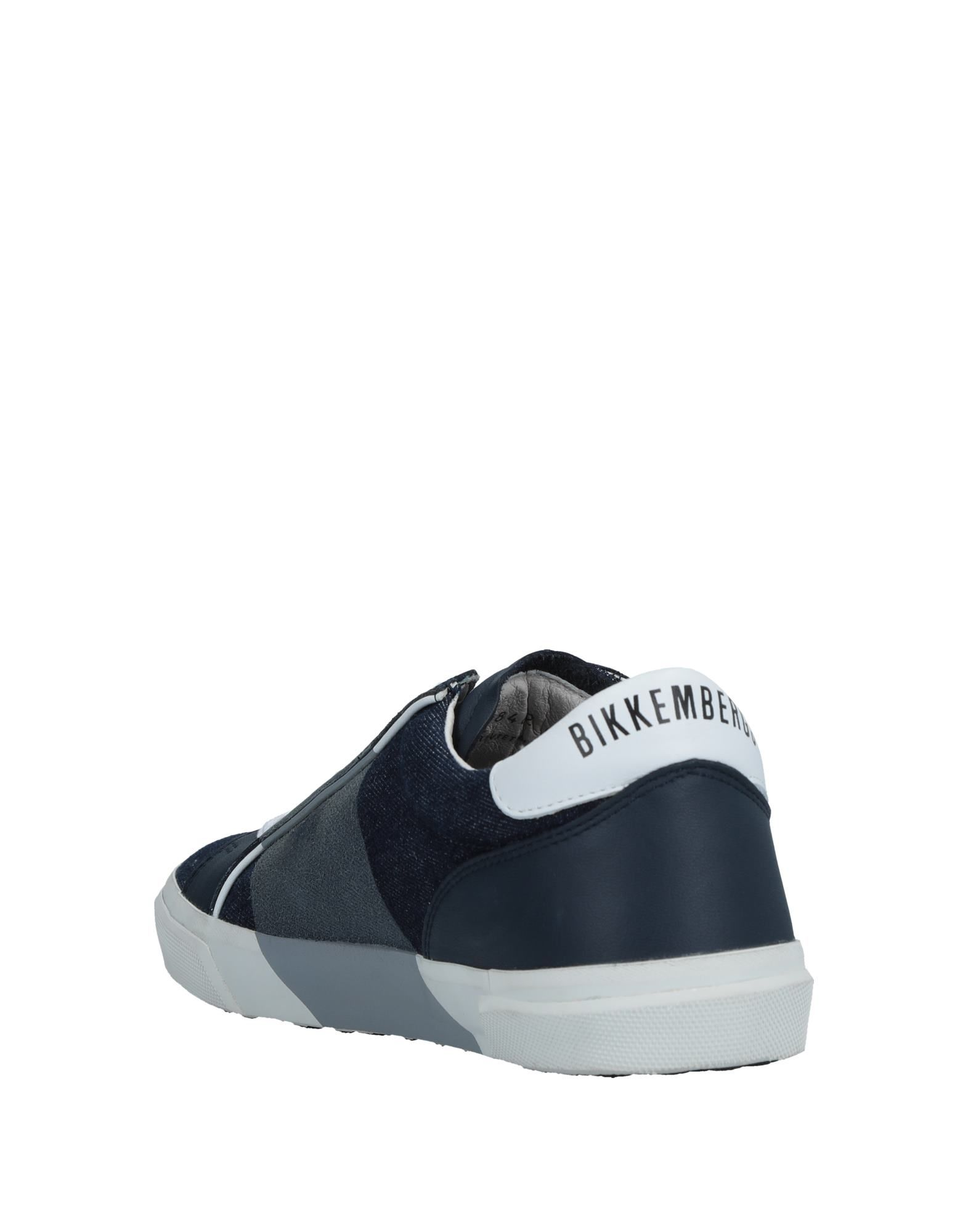 Rabatt echte Schuhe Bikkembergs Sneakers Herren  11521384IL