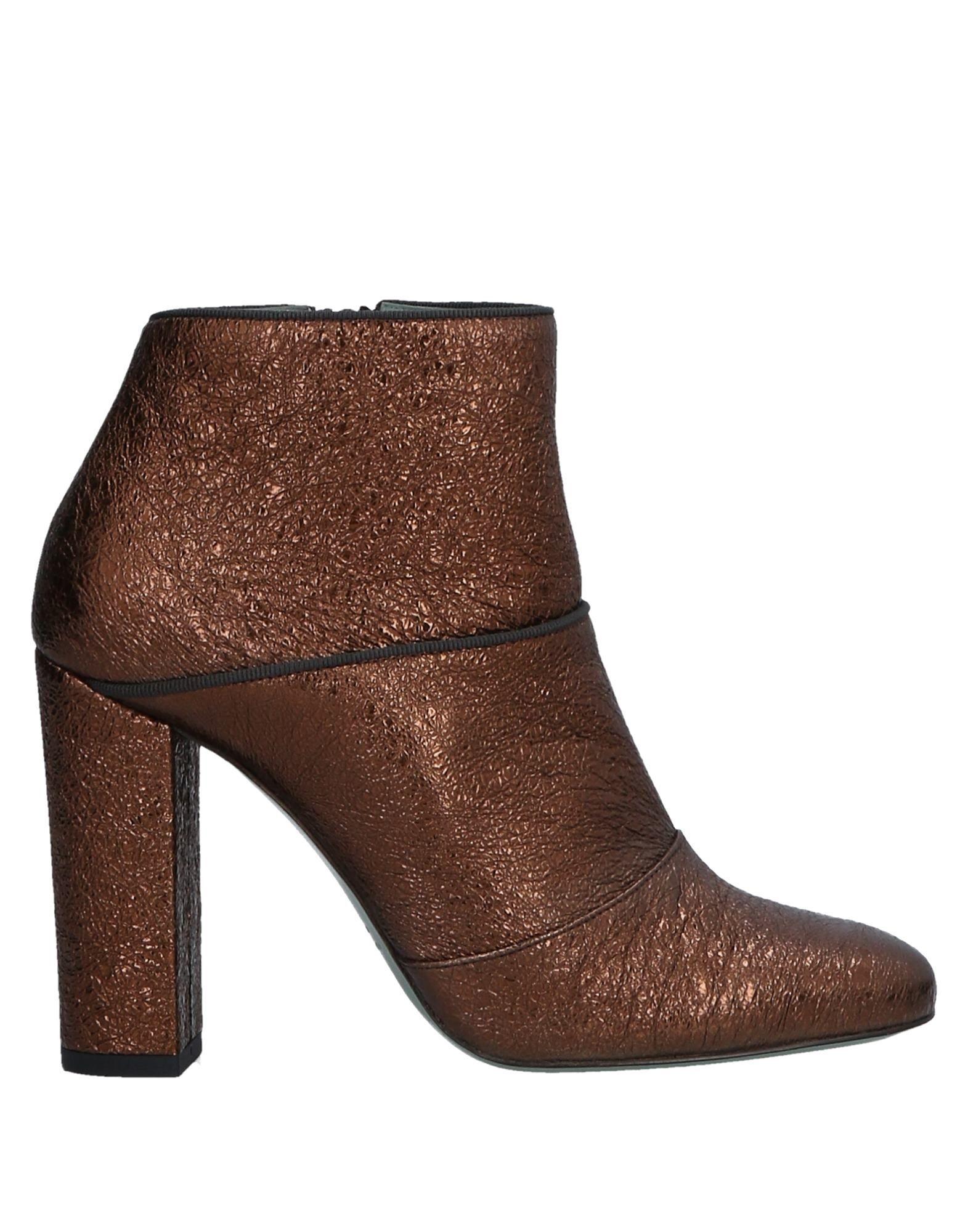 Paola D'arcano Stiefelette Damen  11521451TMGut aussehende strapazierfähige Schuhe