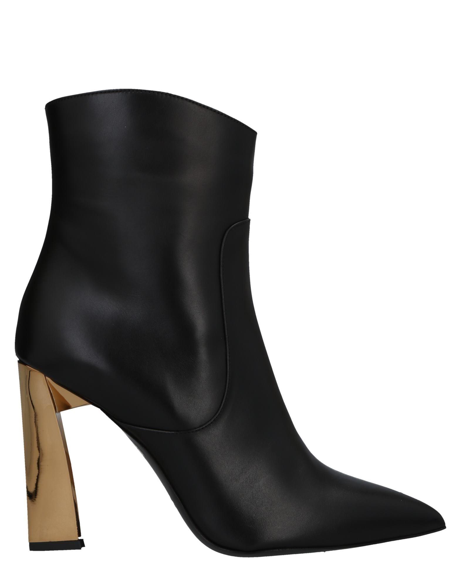 Icône Stiefelette Damen  11521452SWGut aussehende strapazierfähige Schuhe