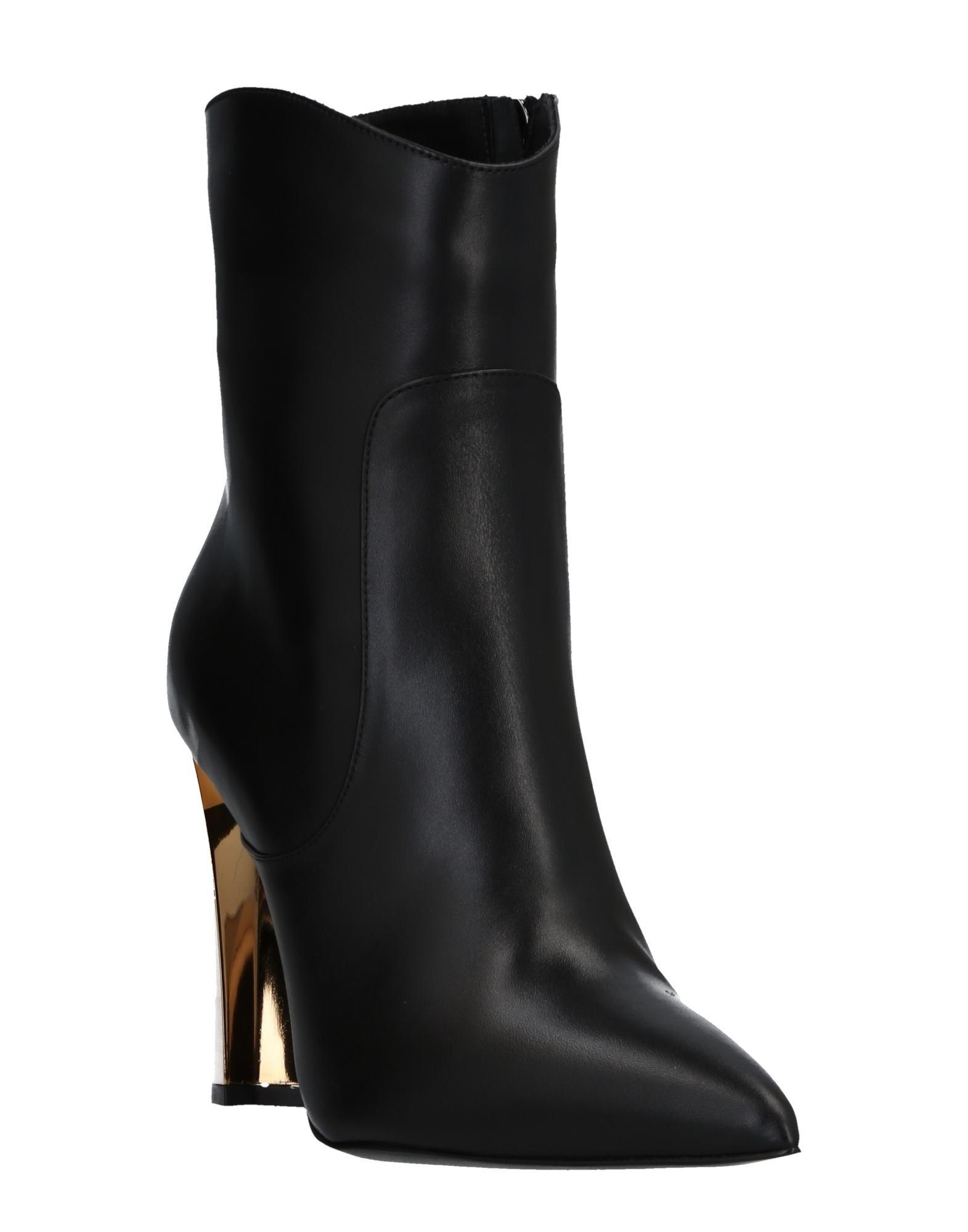 Icône Stiefelette Damen aussehende  11521452SWGut aussehende Damen strapazierfähige Schuhe 034f70