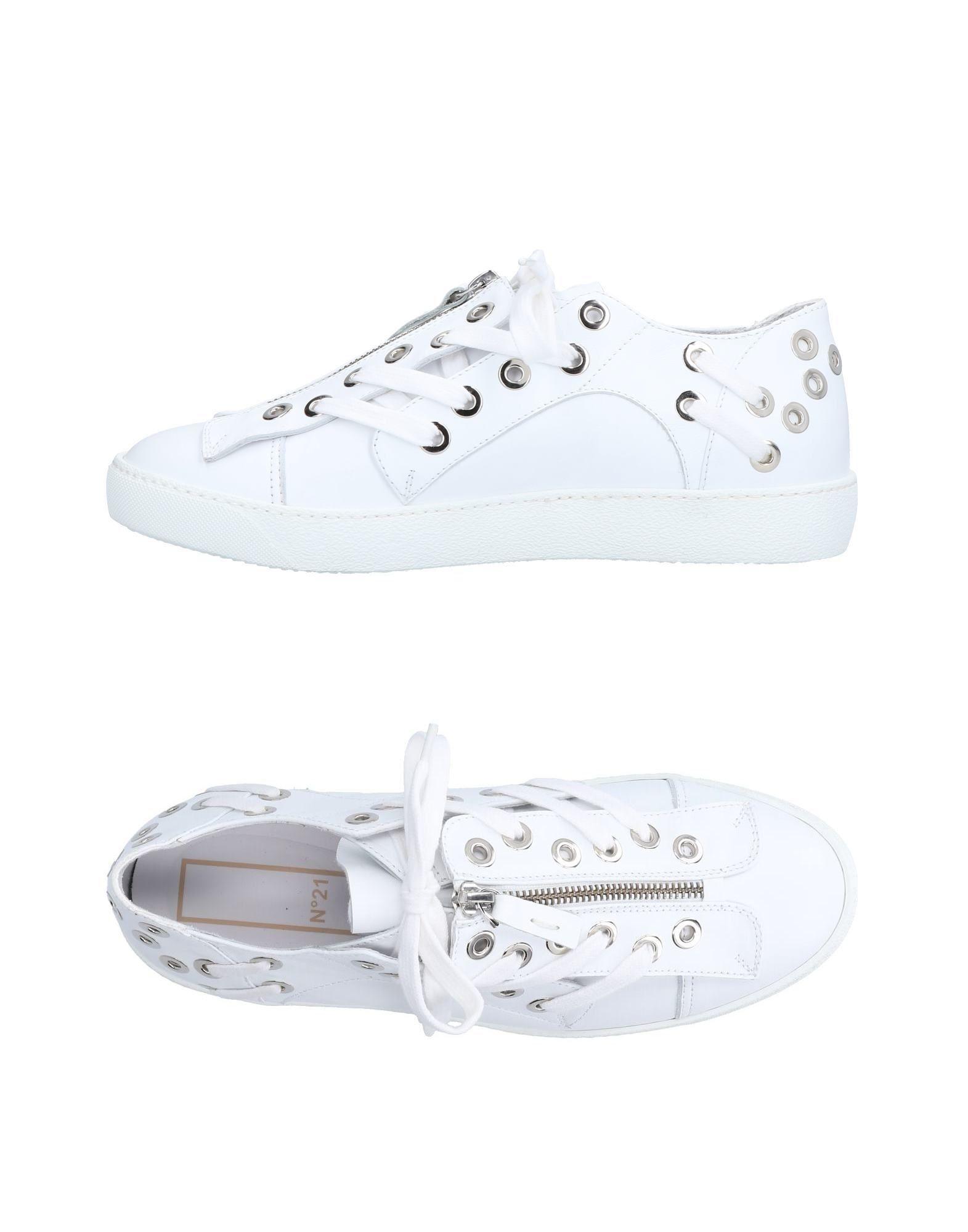 Sneakers N° 21 Uomo - 11521568KW