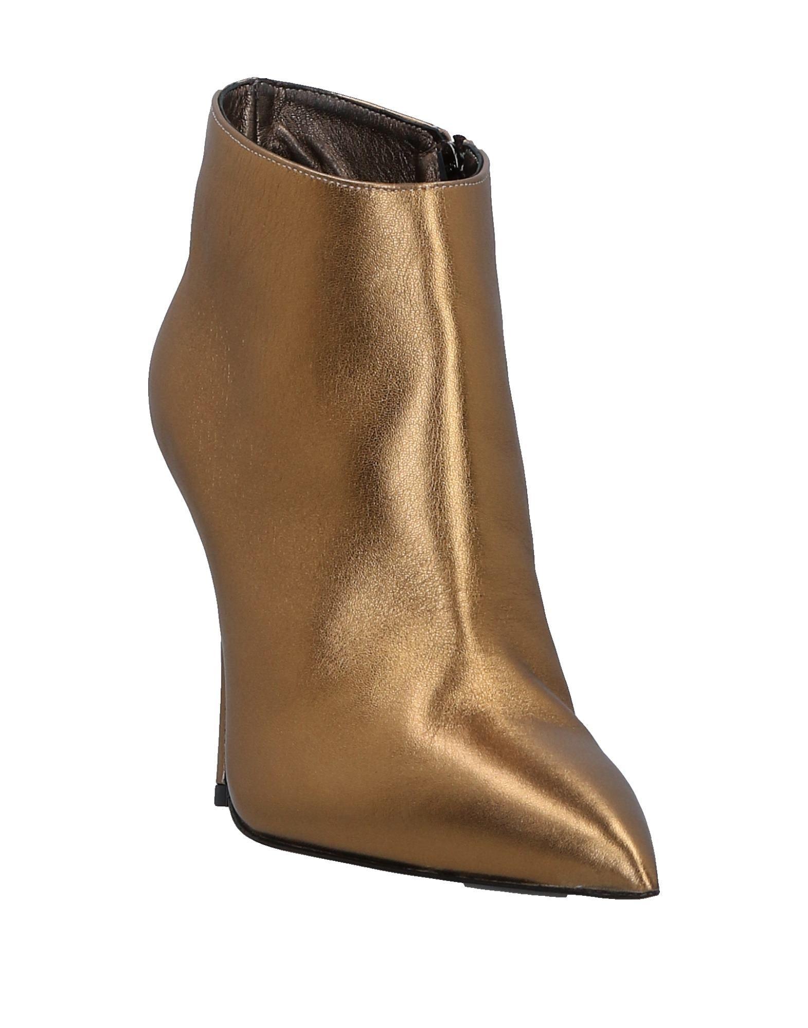Icône aussehende Stiefelette Damen  11521572FGGut aussehende Icône strapazierfähige Schuhe 60699a