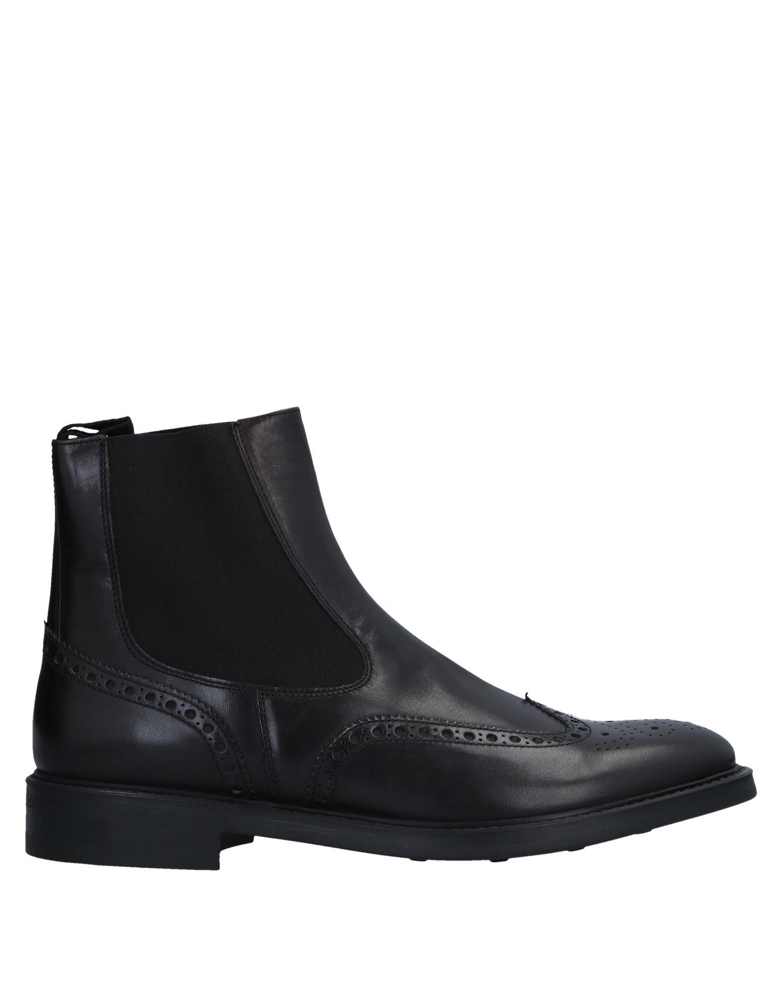 Rabatt echte Schuhe Anderson Stiefelette Herren  11521580FU