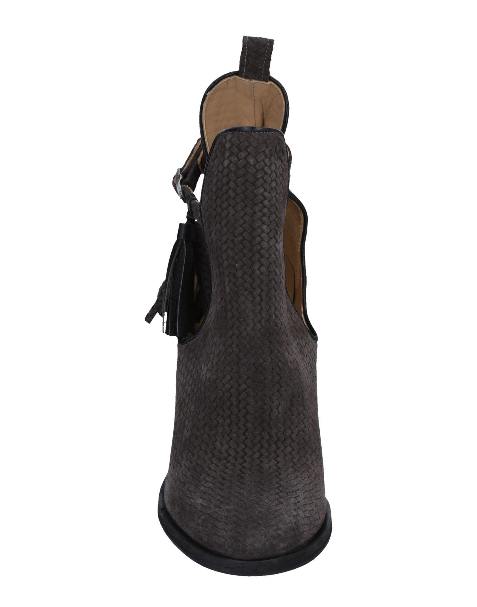 Stilvolle billige Schuhe N.D.C. Damen Made By Hand Stiefelette Damen N.D.C.  11521656FT 85a0ed