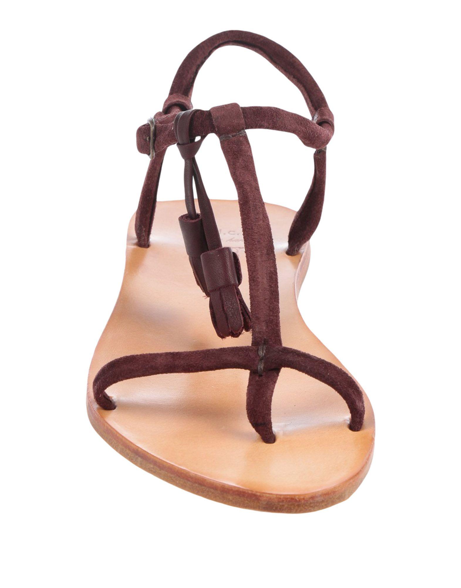 Gut Hand um billige Schuhe zu tragenN.D.C. Made By Hand Gut Dianetten Damen  11521682LT c4a874