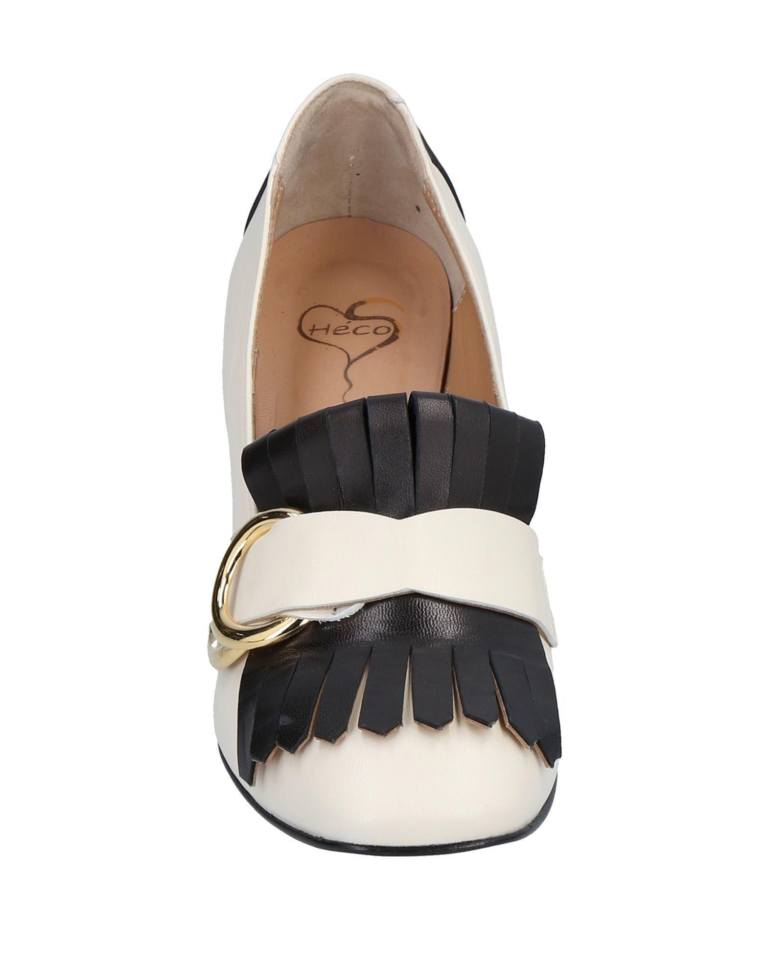 Stilvolle Damen billige Schuhe Hécos Mokassins Damen Stilvolle  11521726UB 256bdc