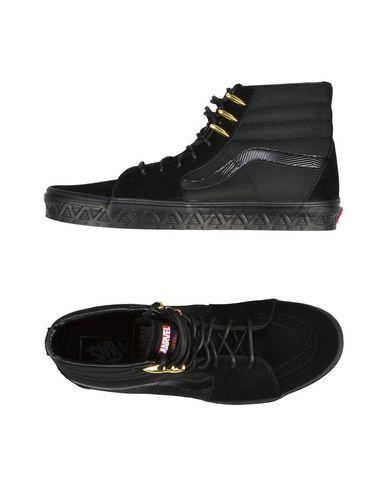 Zapatos especiales para hombres y mujeres Zapatillas Vans Marvel Sk8-Hi - Hombre - Zapatillas Vans - 11521756FT Negro