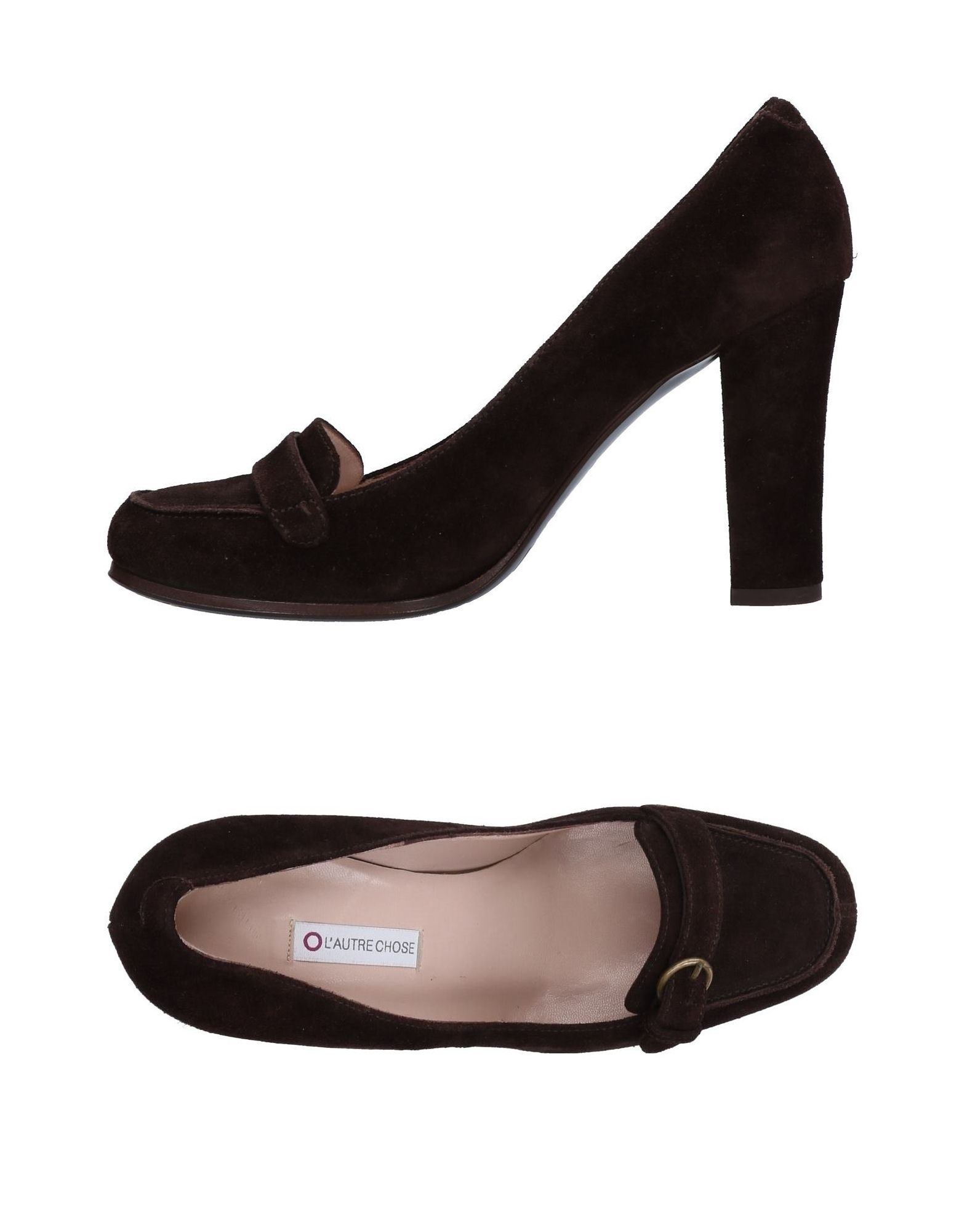 Stilvolle billige Schuhe L'  Autre Chose Mokassins Damen  L' 11521814QQ 2ebd98
