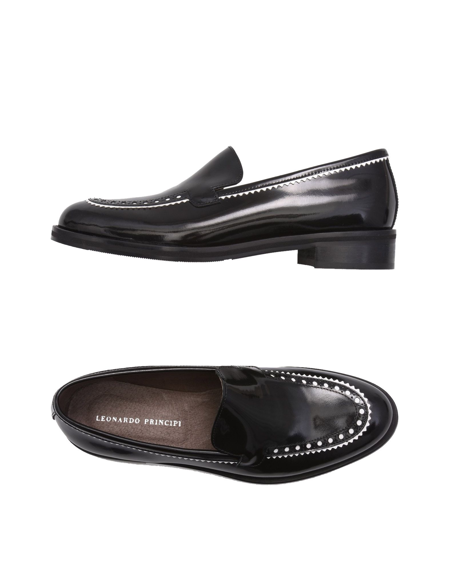 Leonardo Principi Loafers - Women Leonardo Principi Loafers online on 11521848AT  United Kingdom - 11521848AT on 97e8e3