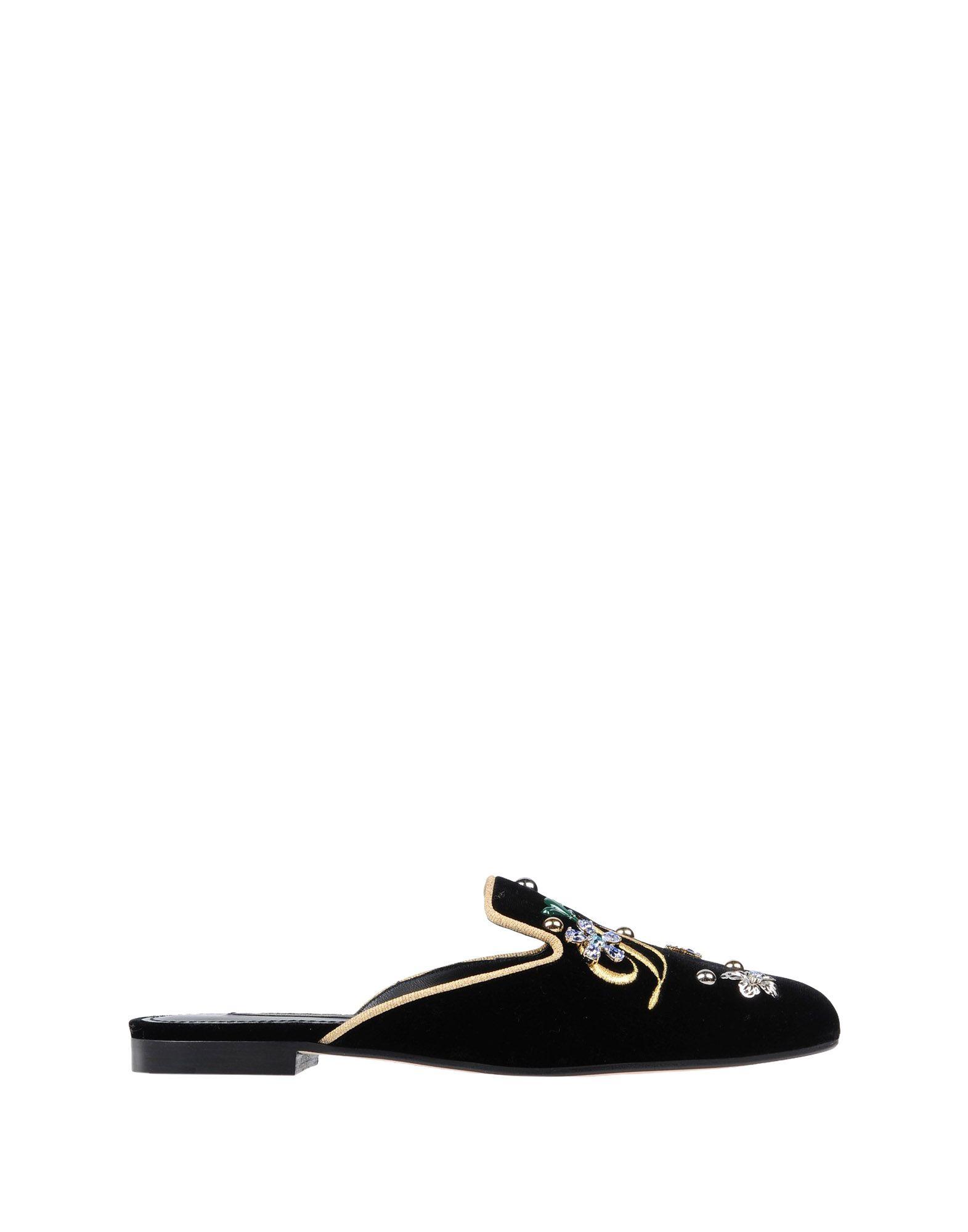 Dolce & Gabbana 11521883SL Pantoletten Damen  11521883SL Gabbana Neue Schuhe 804c21