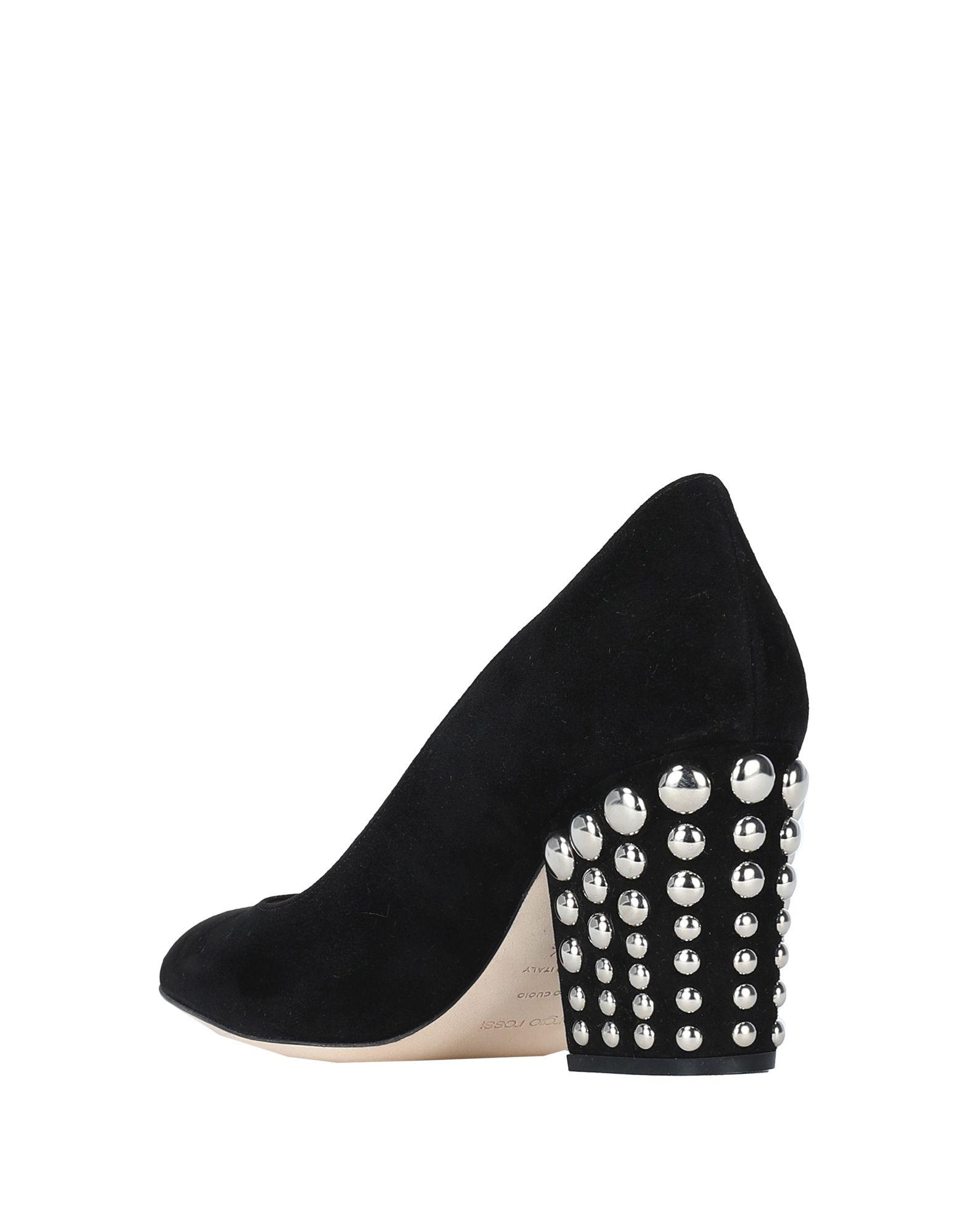 Sergio Rossi Pumps aussehende Damen  11521920XLGünstige gut aussehende Pumps Schuhe 599738