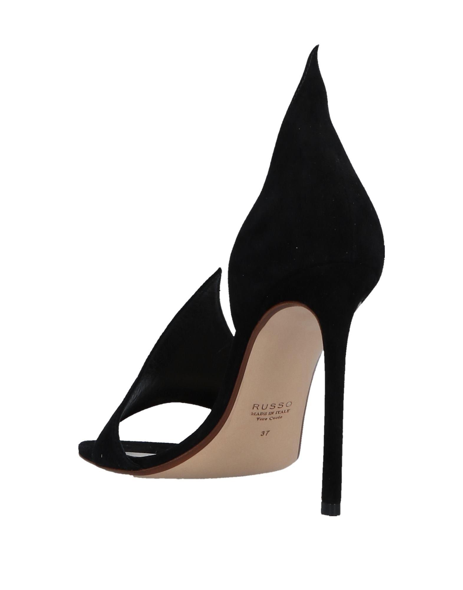 Francesco Russo 11522048HIGünstige Sandalen Damen  11522048HIGünstige Russo gut aussehende Schuhe 027ba1