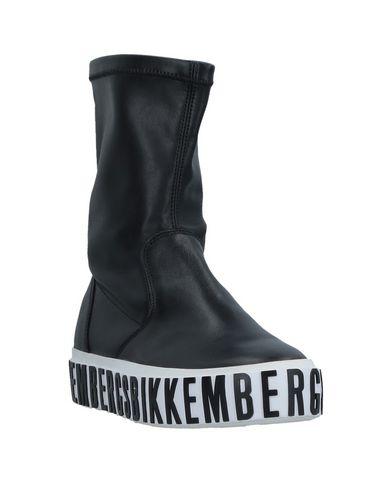 Nero Donna Bikkembergs Stivaletti Scarpe
