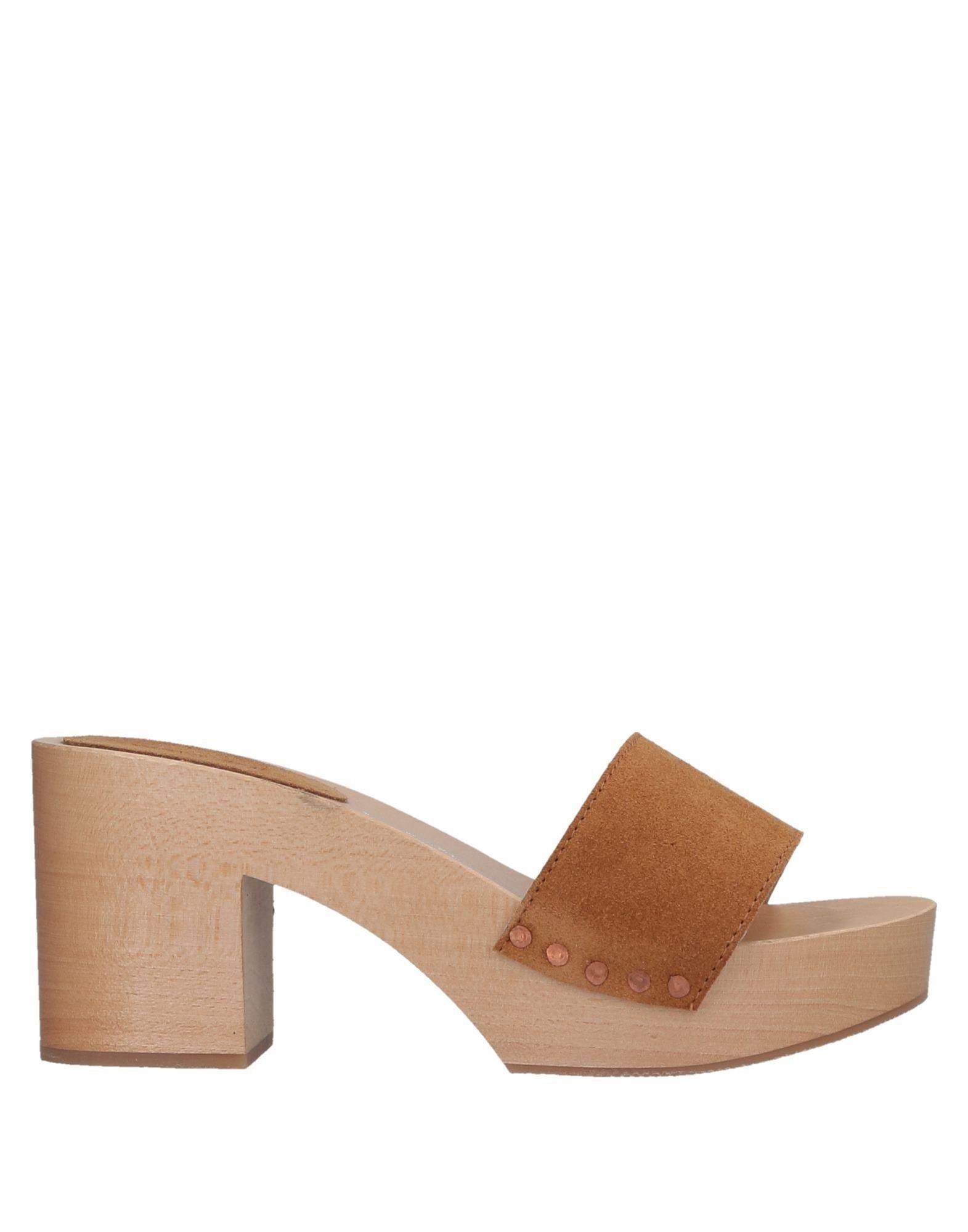 Haltbare Mode billige Schuhe Biancamè Pantoletten Damen  11522071HP Heiße Schuhe