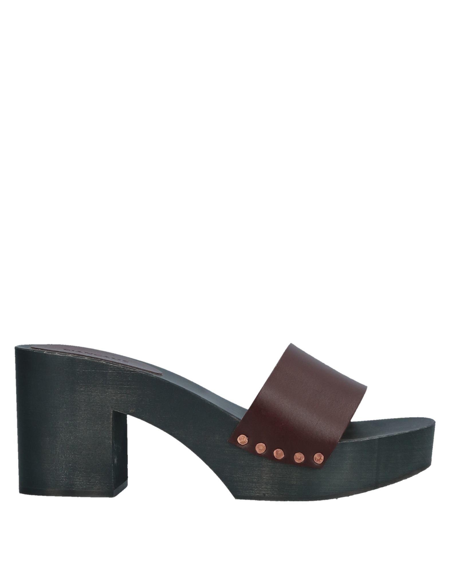 Biancamè Pantoletten Damen  11522076WE Gute Qualität beliebte Schuhe