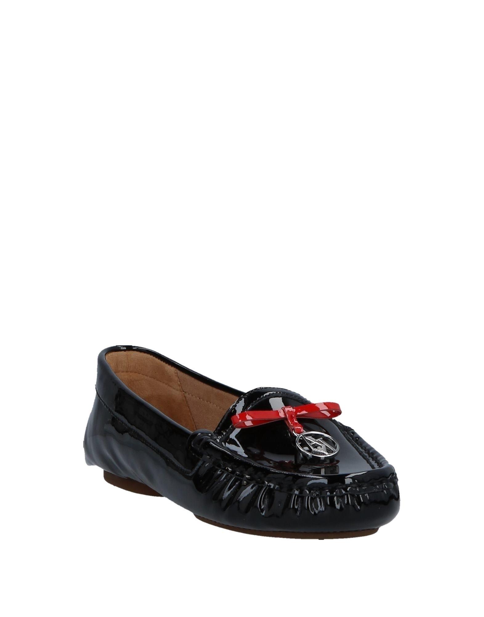 Gut um billige Schuhe zu tragenArmani Jeans Mokassins Damen  11522186BV