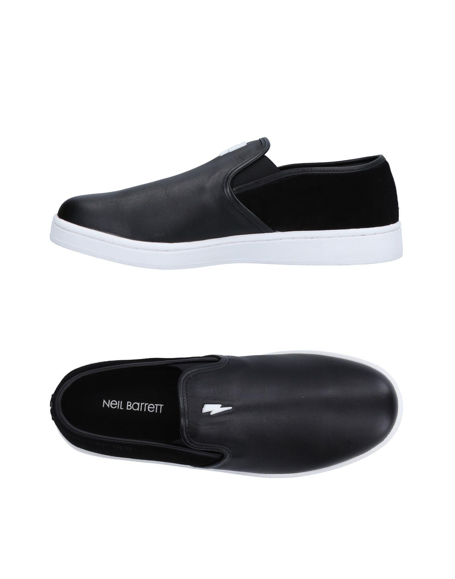 Neil Barrett Sneakers Herren  11522199KK Gute Qualität beliebte Schuhe