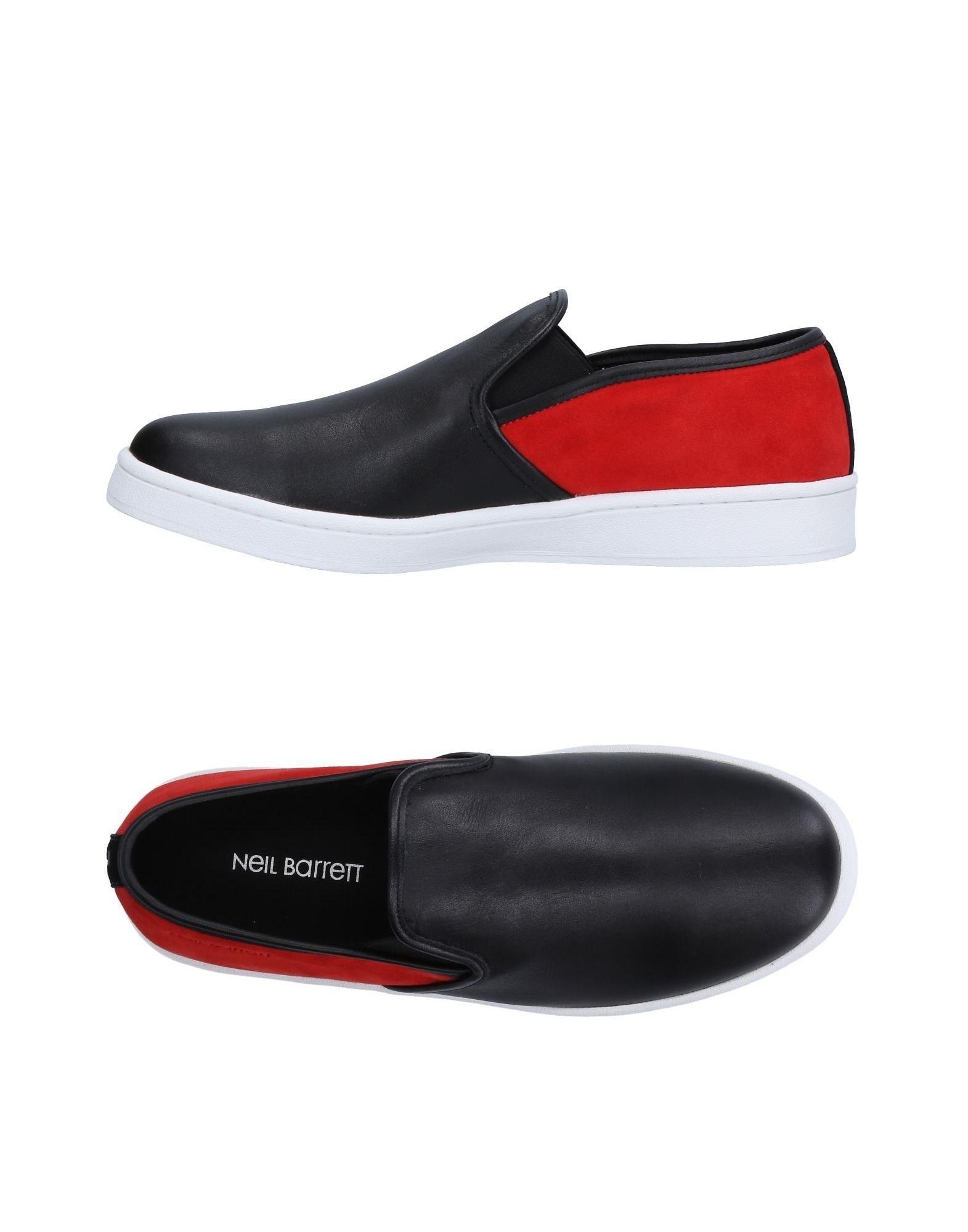 Neil Barrett Sneakers Herren  11522269LJ Gute Qualität beliebte Schuhe