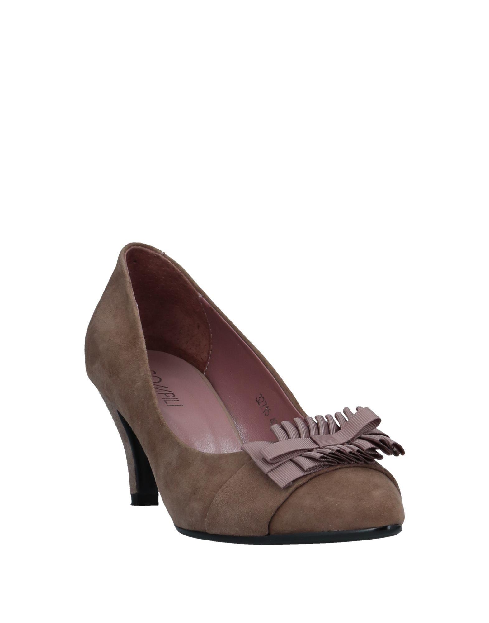 Pompili Pumps Damen  beliebte 11522280CT Gute Qualität beliebte  Schuhe 33807c