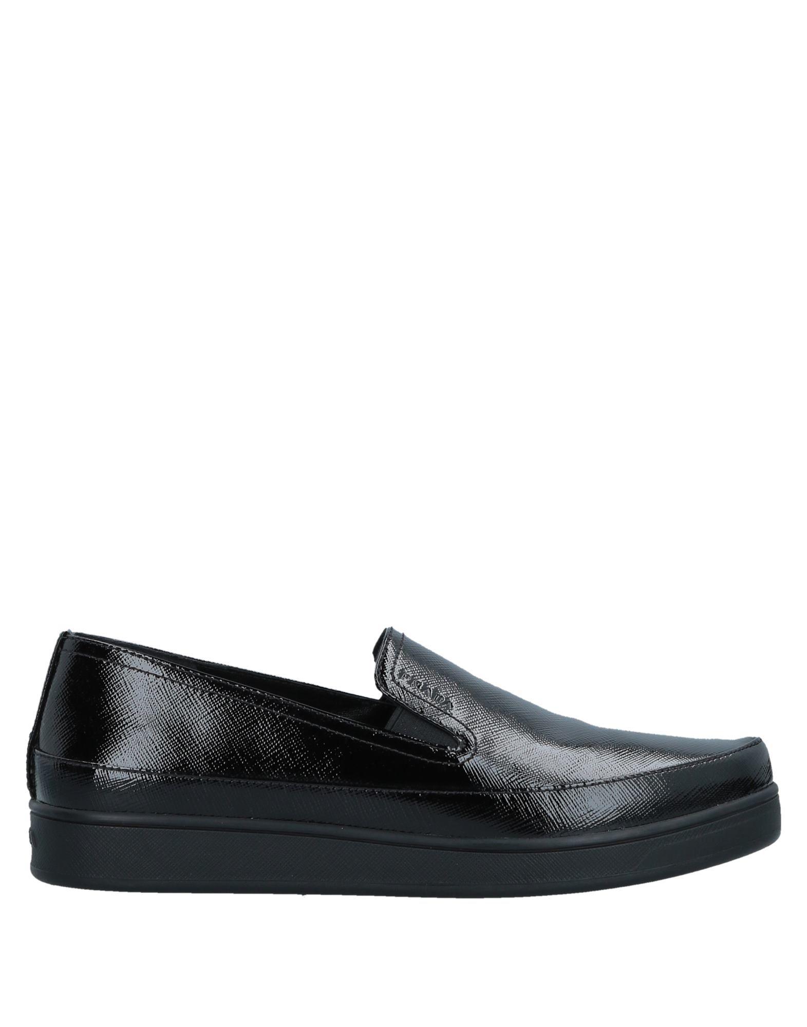 Haltbare Mode billige Schuhe Prada Mokassins Damen  11522334TA Heiße Schuhe