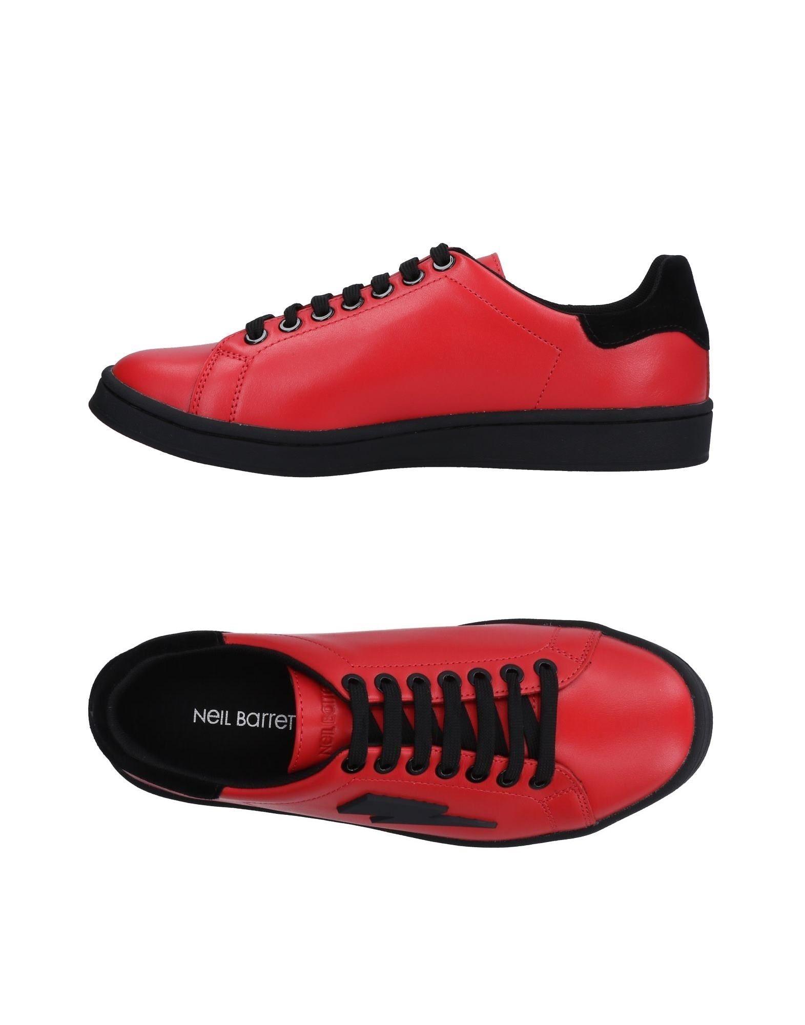 Neil Barrett Sneakers Herren  11522376PG Gute Qualität beliebte Schuhe