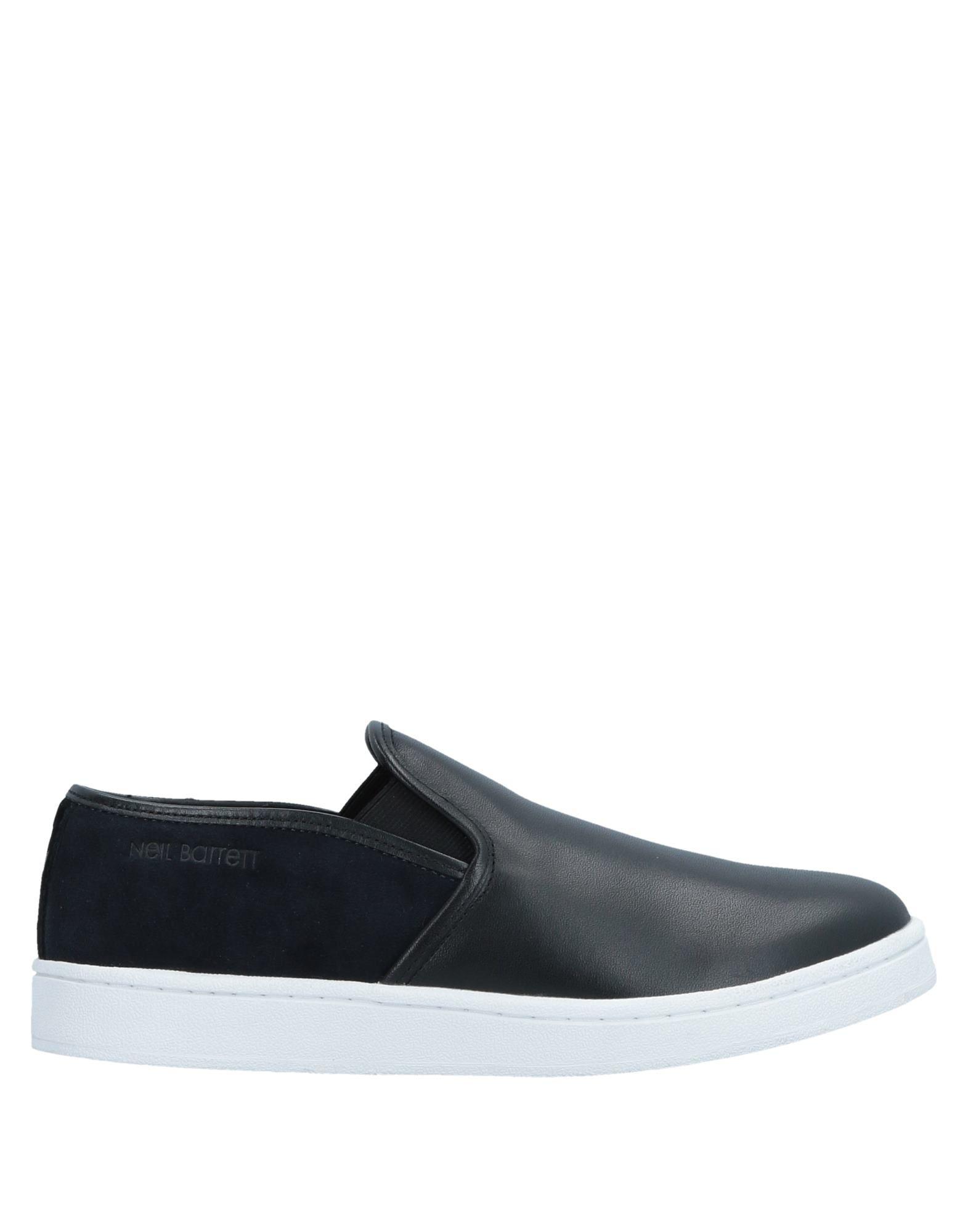 Rabatt Schuhe Neil Barrett Sneakers Damen  11522406VS