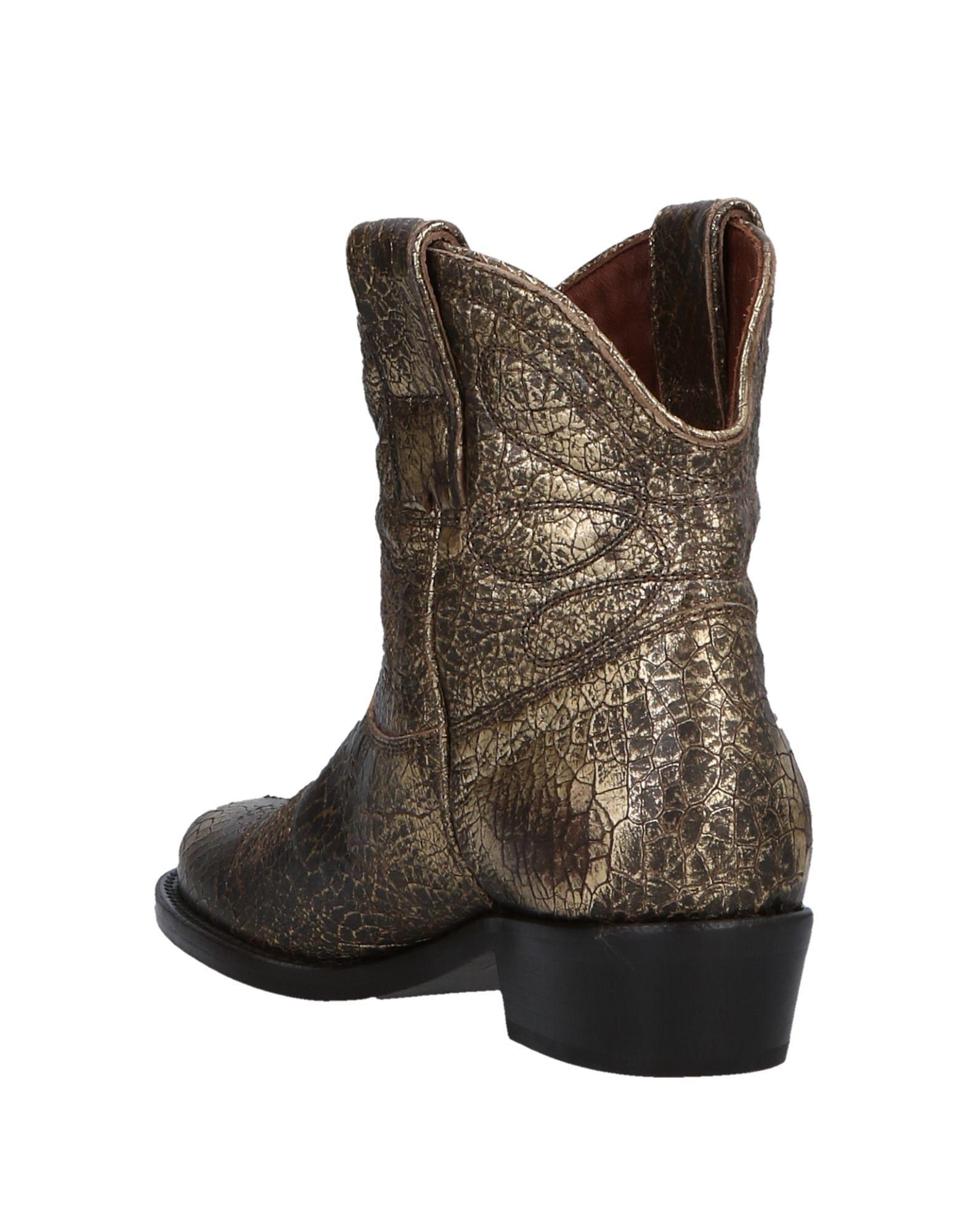Rabatt Schuhe Key Té  Stiefelette Damen  Té 11522469PT 8c521c