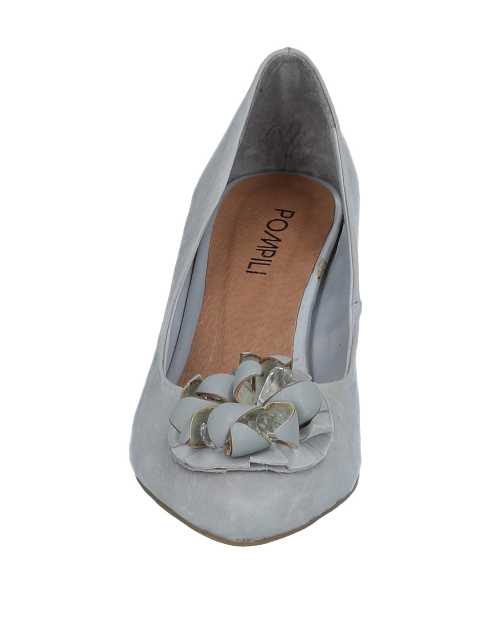 Pompili Pumps Damen  beliebte 11522523HJ Gute Qualität beliebte  Schuhe 3edc64
